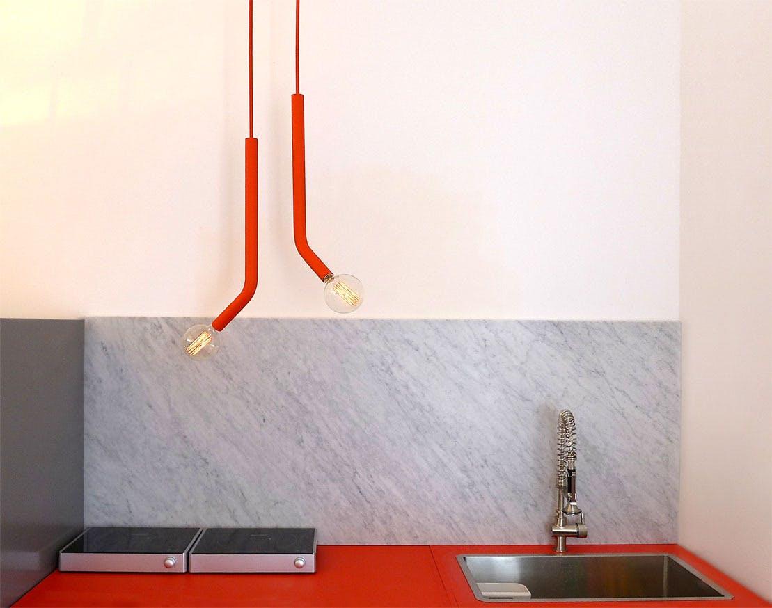 Open Mic Hanging Kitchen