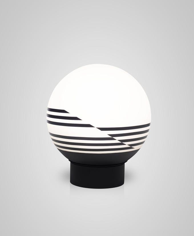 lee broom optical table lamp haute living