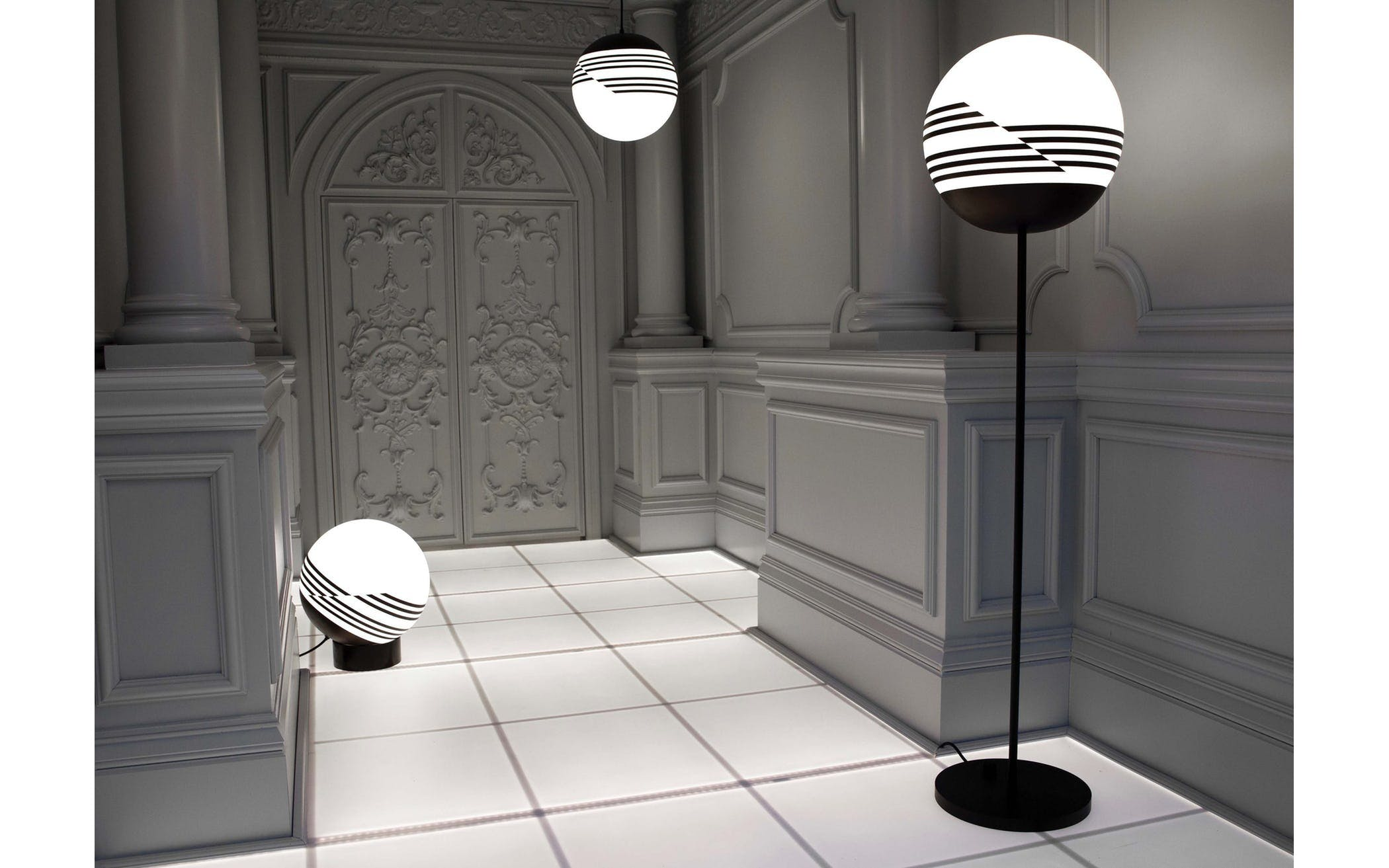 lee broom optical lamp collection haute living