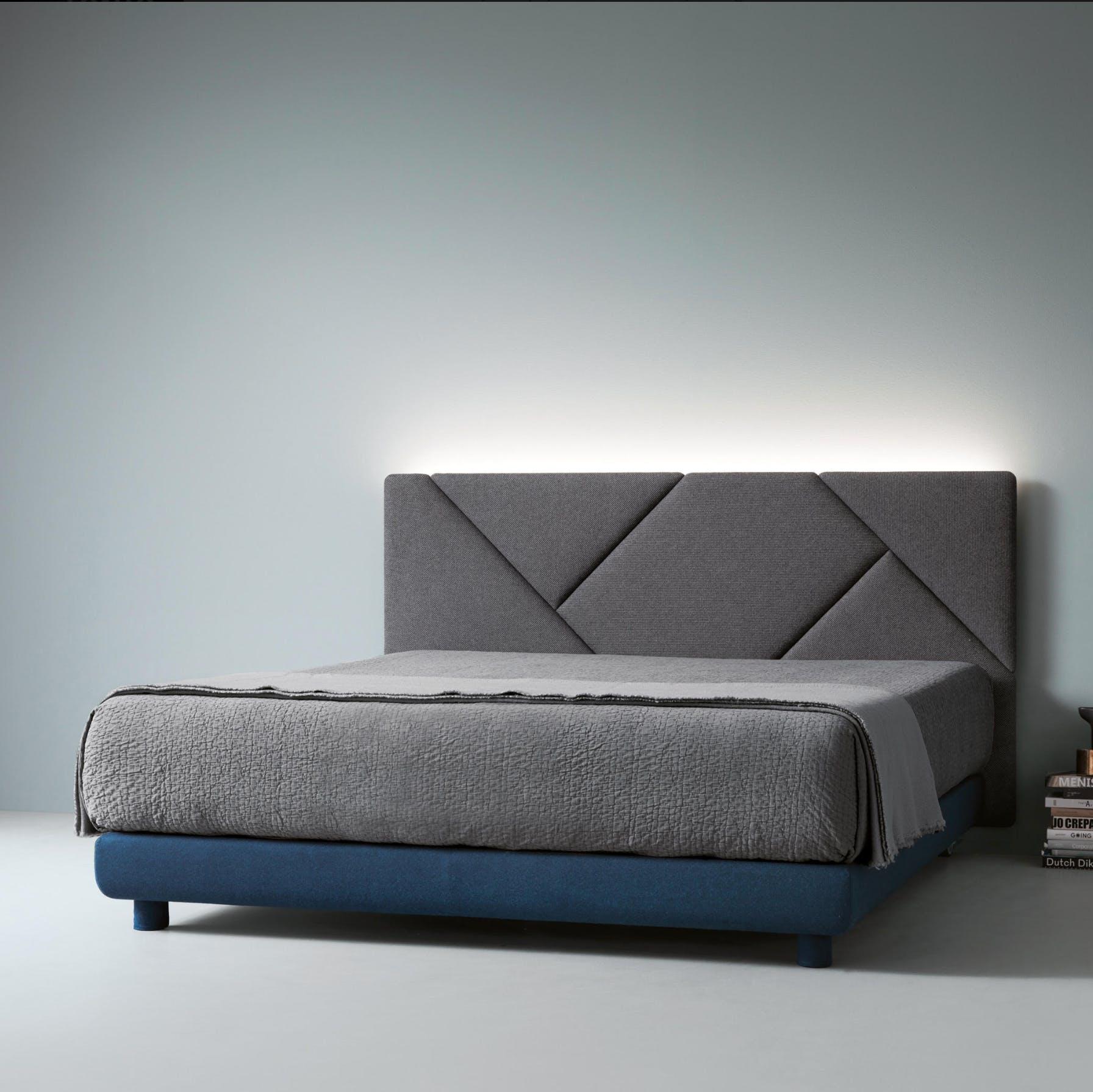 Caccaro Opus Bed Full Haute Living