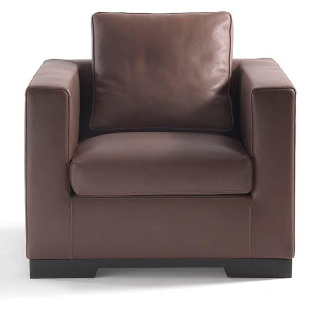 Frigerio Orazio Junior Armchair Front Haute Living