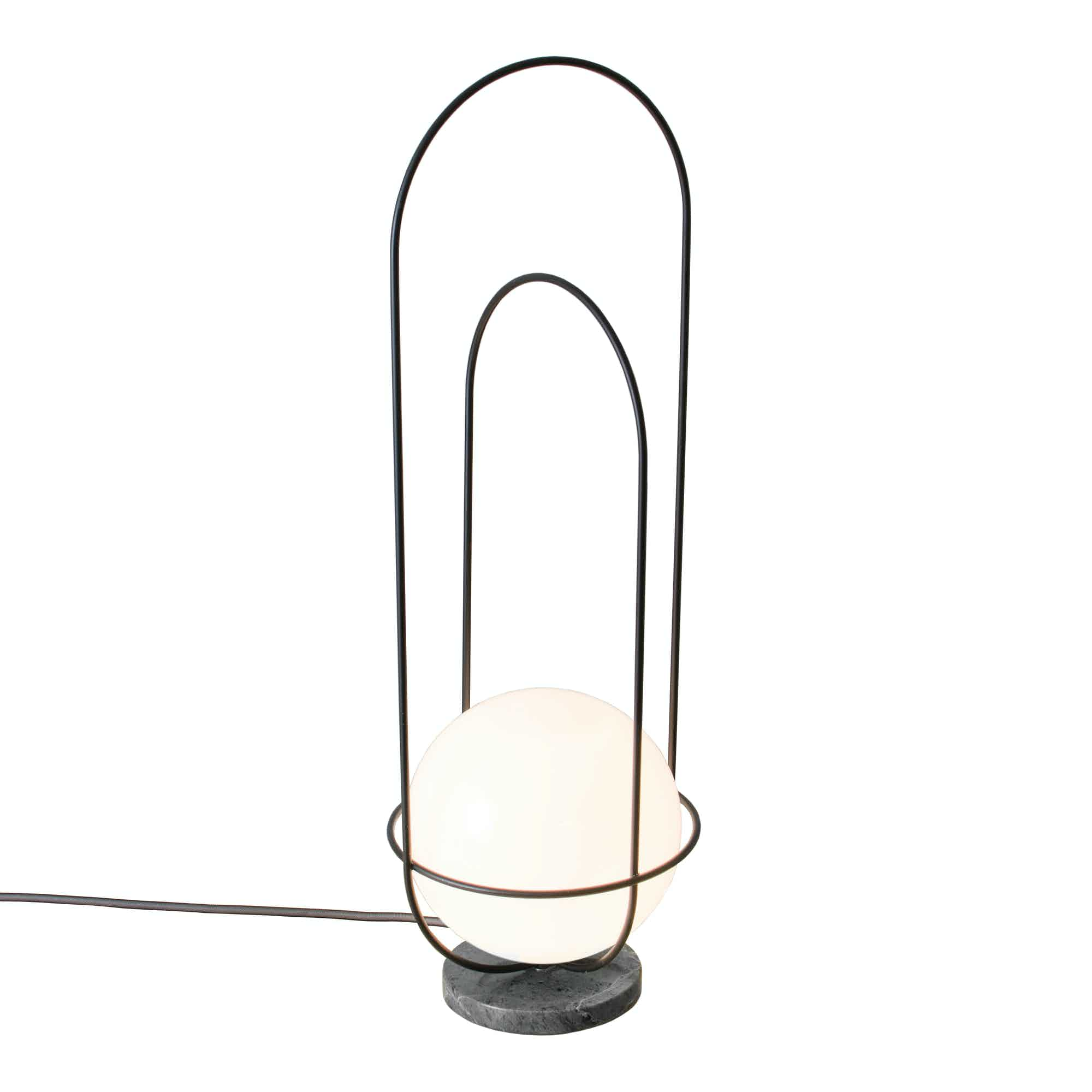 Andlight Black Orbit Table Lamp Thumbnail Haute Living