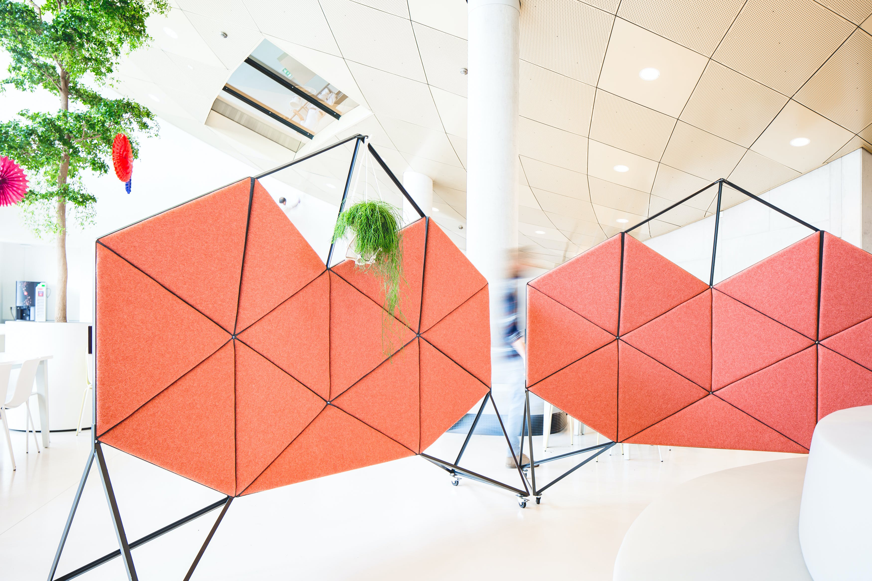 Bogaerts Label Orion Divider Coral Insiitu Haute Living