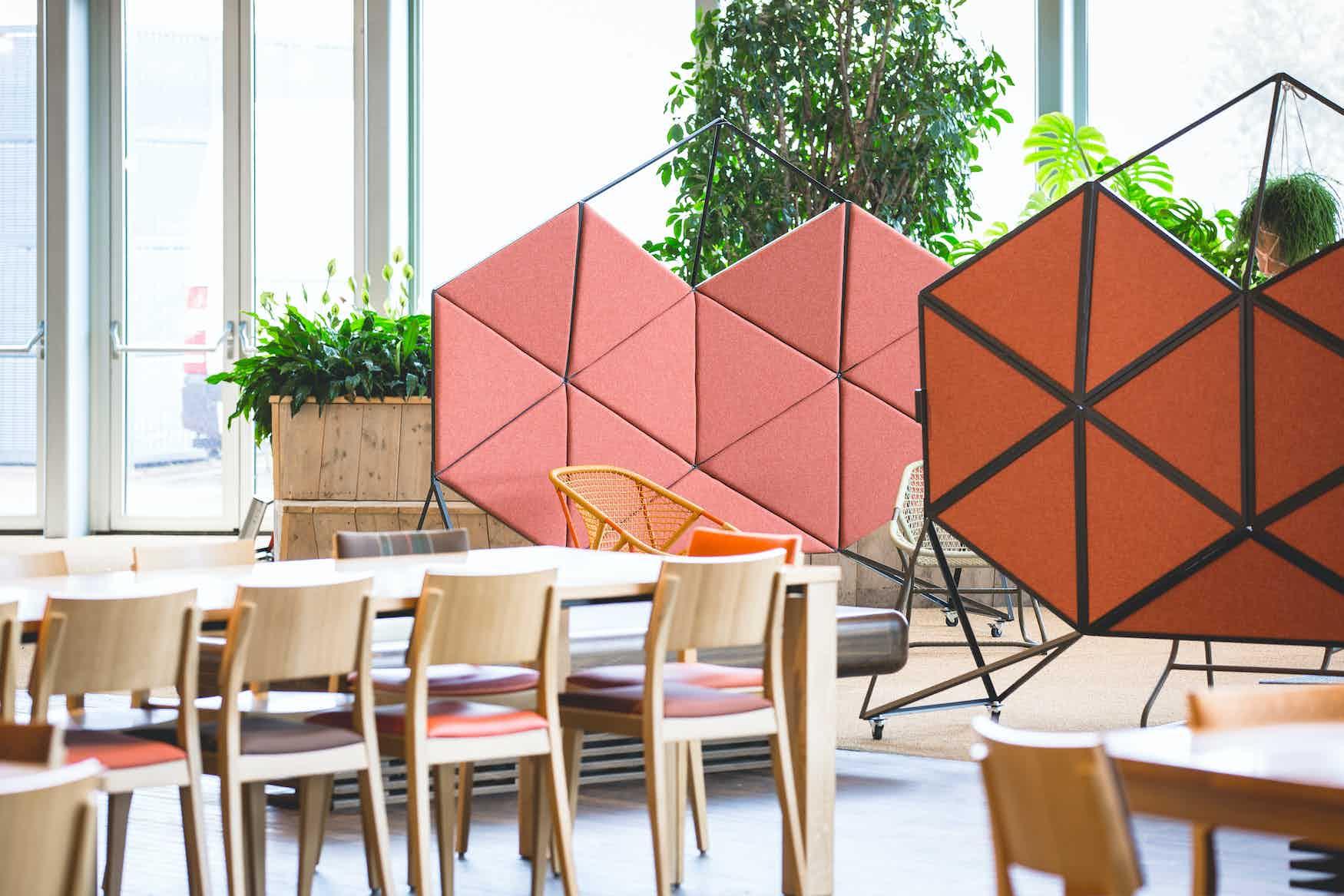 Bogaerts Label Pink Orion Divider Insitu Haute Living