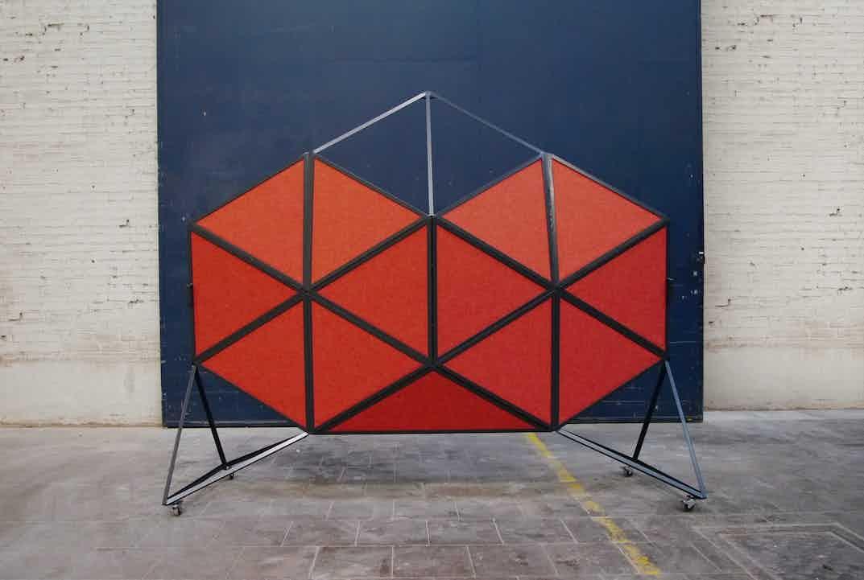 Bogaerts Label Red Orion Divider Haute Living