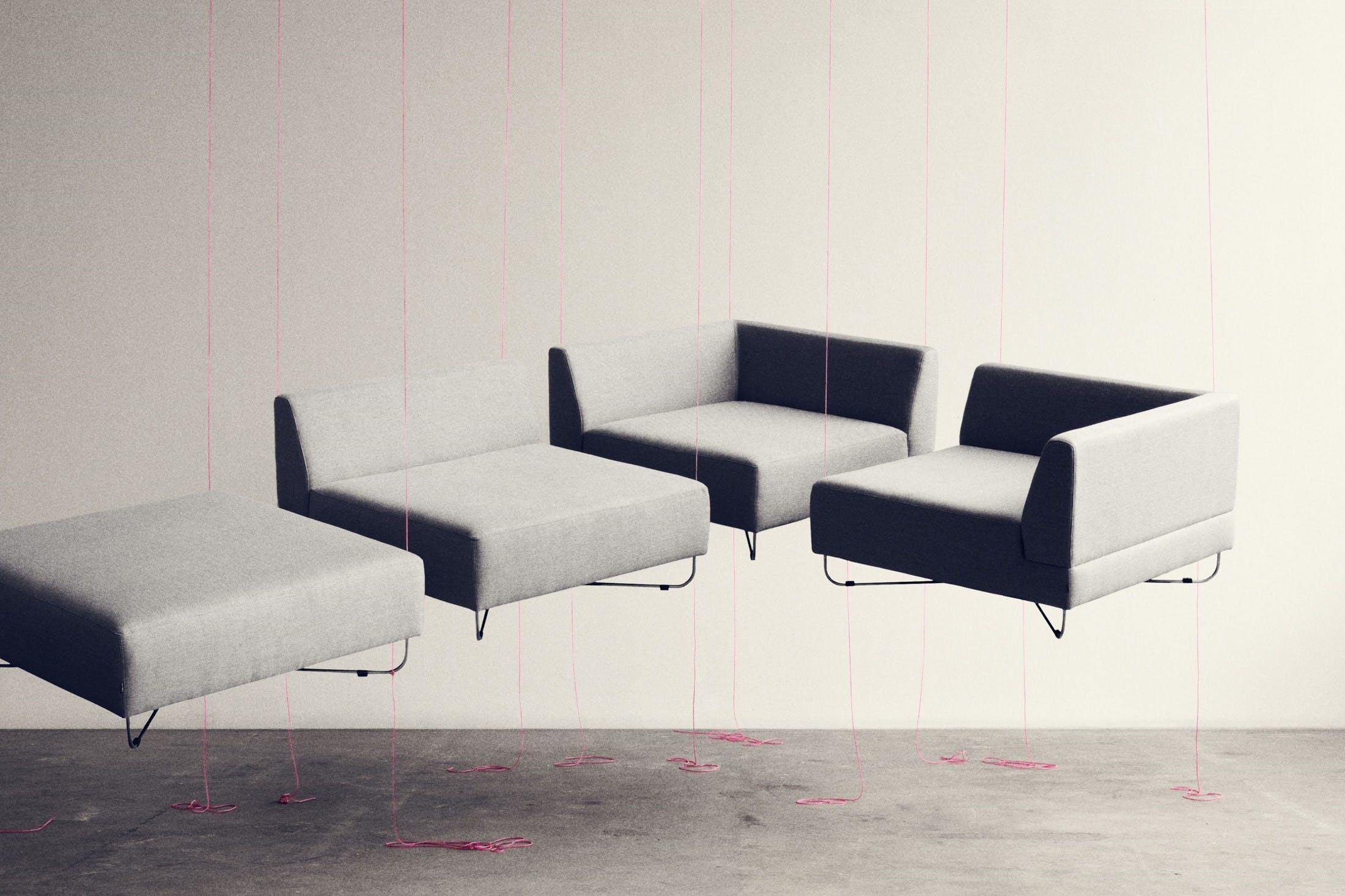 Bolia Hanging Orlando Modular Sofa Insitu Haute Living