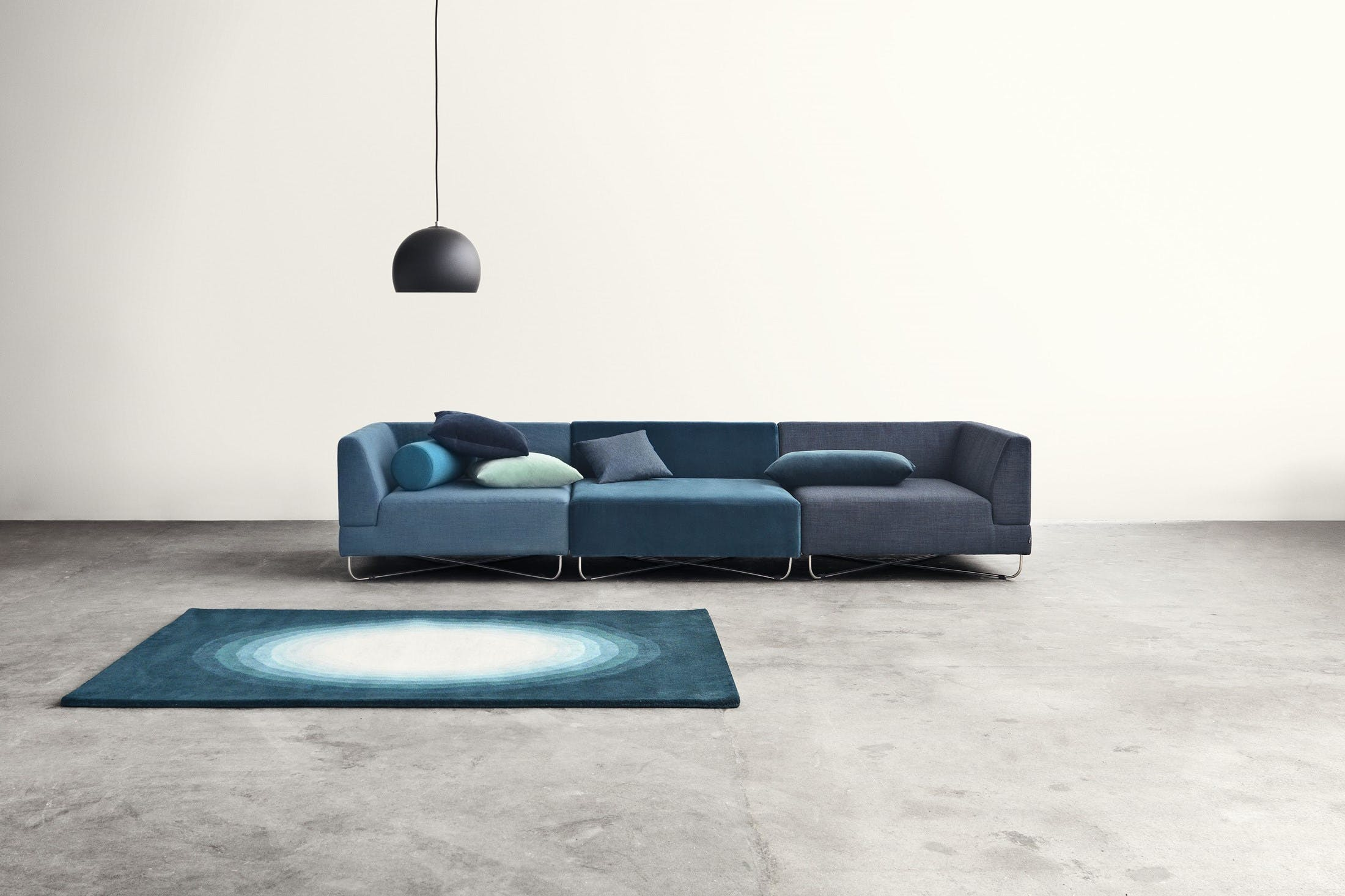 Bolia Orlando Tricolor Modular Sofa Insitu Haute Living