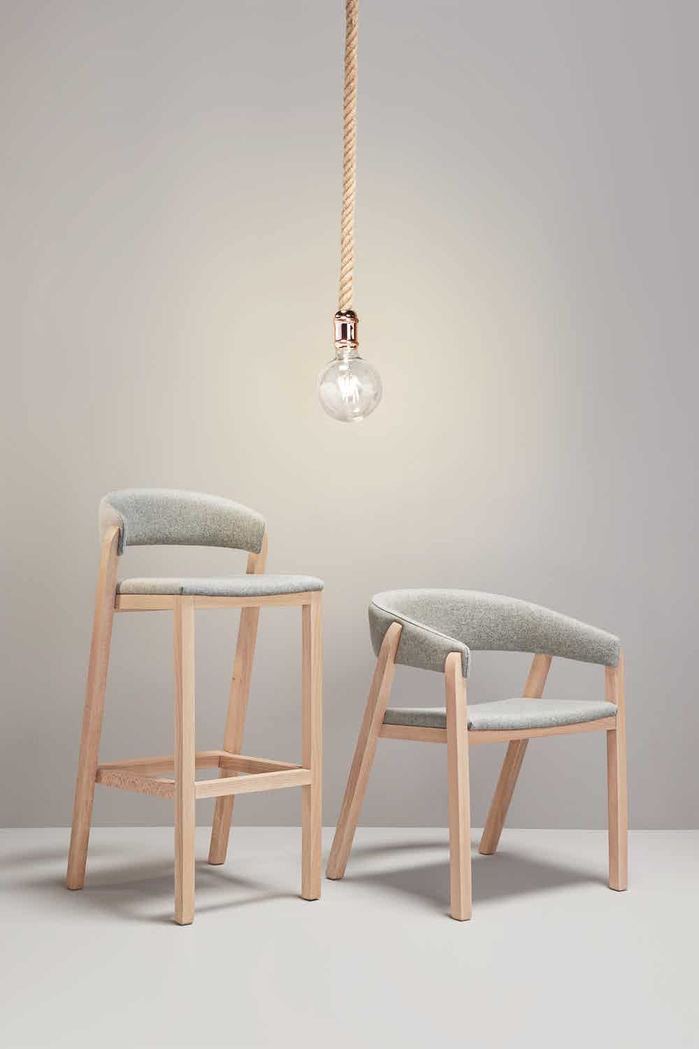 Missana-oslo-barstool-with-chair-insitu-haute-living