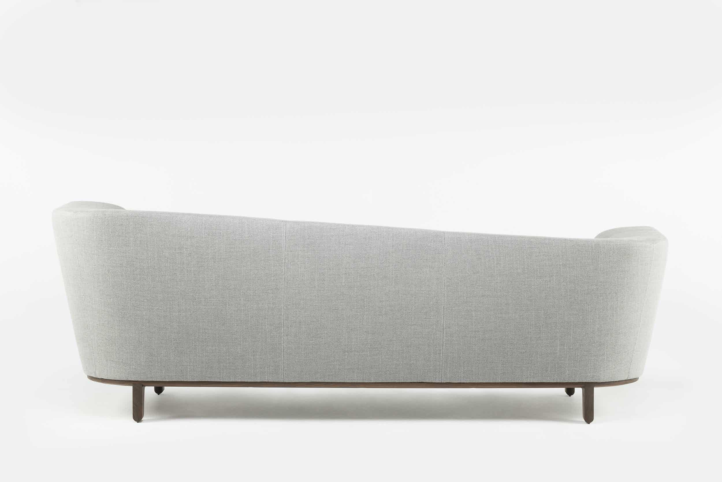 De La Espada Matthew Hilton Otley Sofa Back Haute Living