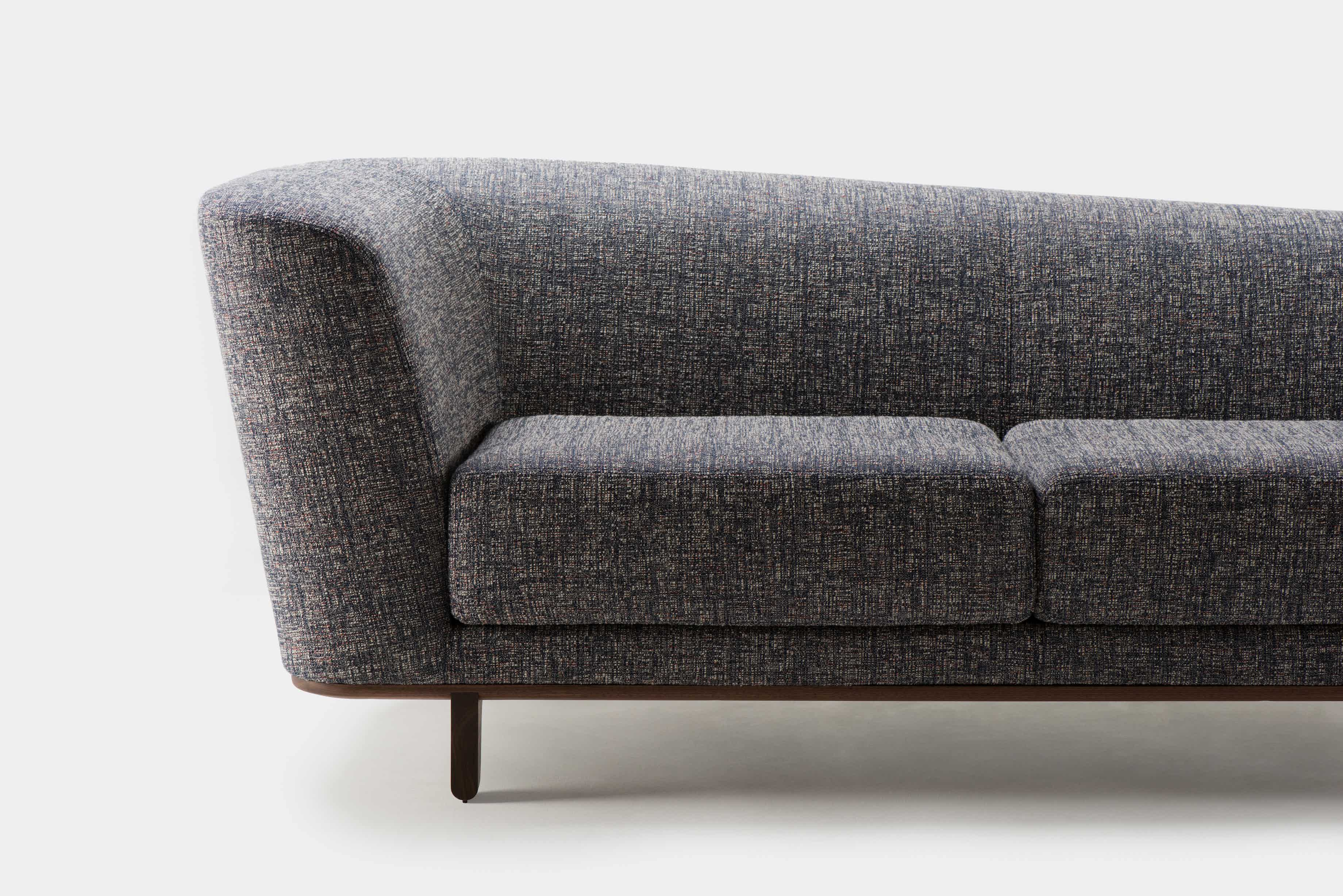 De La Espada Matthew Hilton Otley Corner Unit Sofa Detail Haute Living