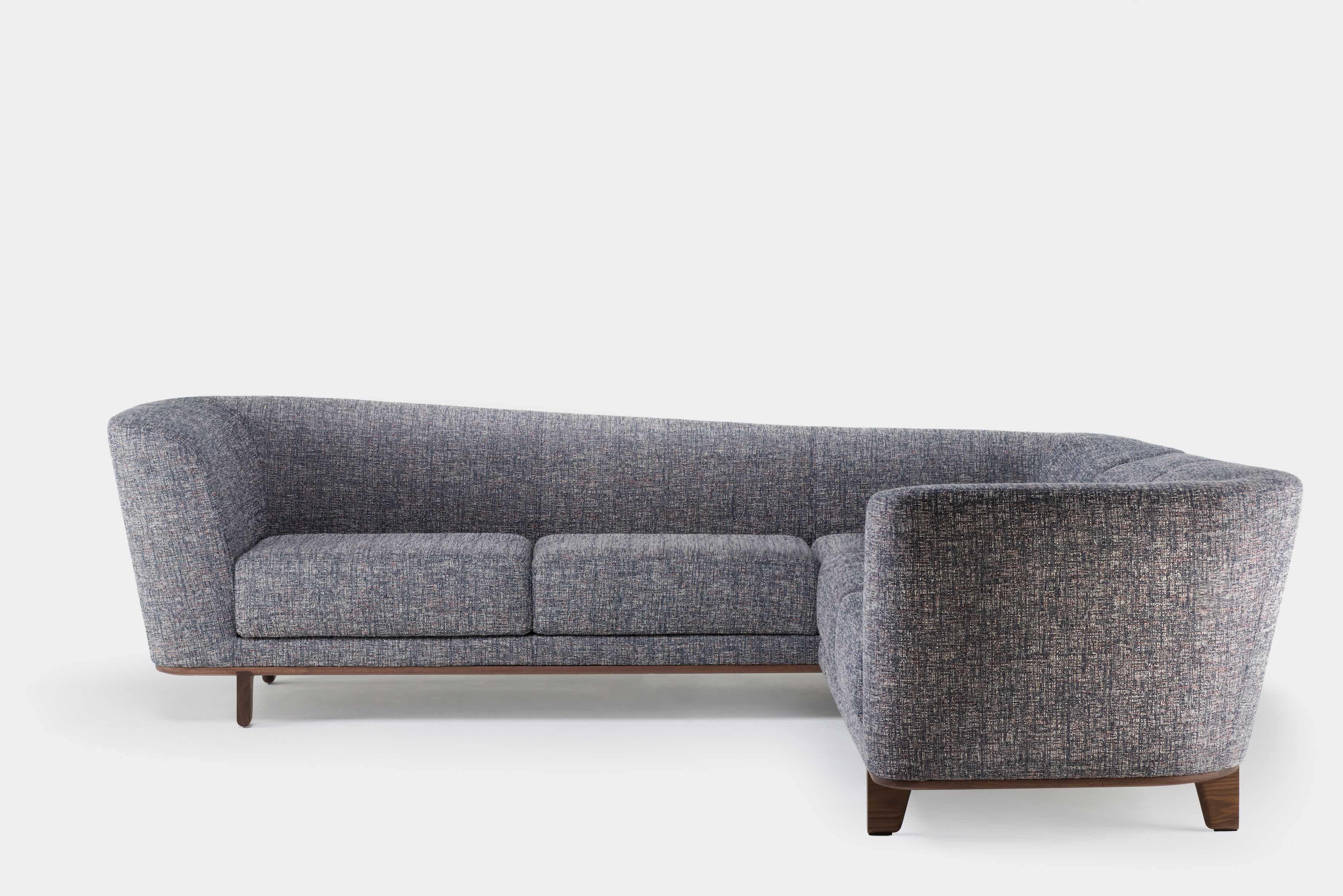 De La Espada Matthew Hilton Otley Corner Unit Sofa Haute Living