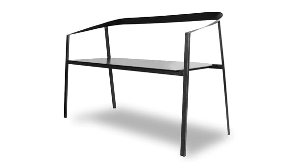 Our Bench Black