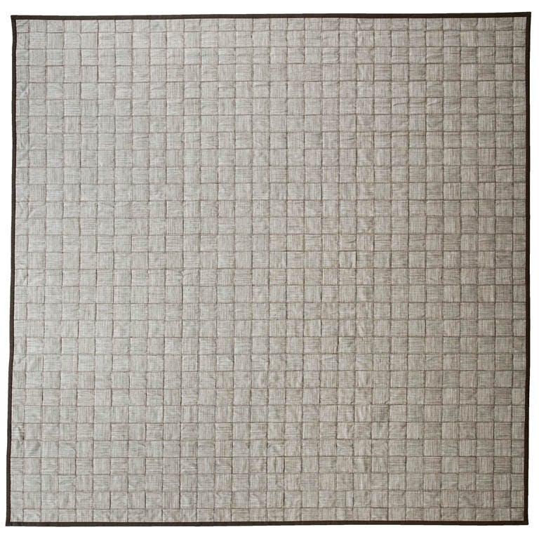I Am Carpet 3X3M Brown Off White