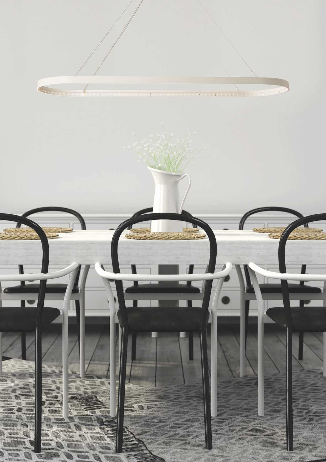 Le-deun-luminaires-oval-100-hanging-lamp-white-table-haute-living