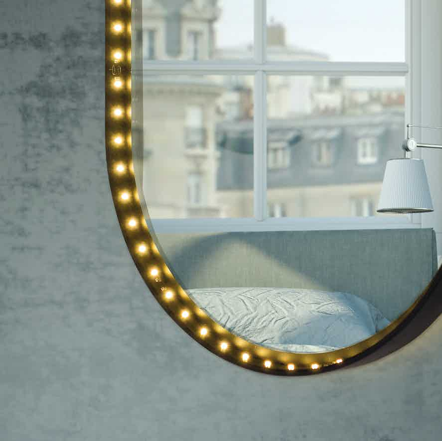 Le-deun-luminaires-vanity-oval-wall-mirror-detail-haute-living