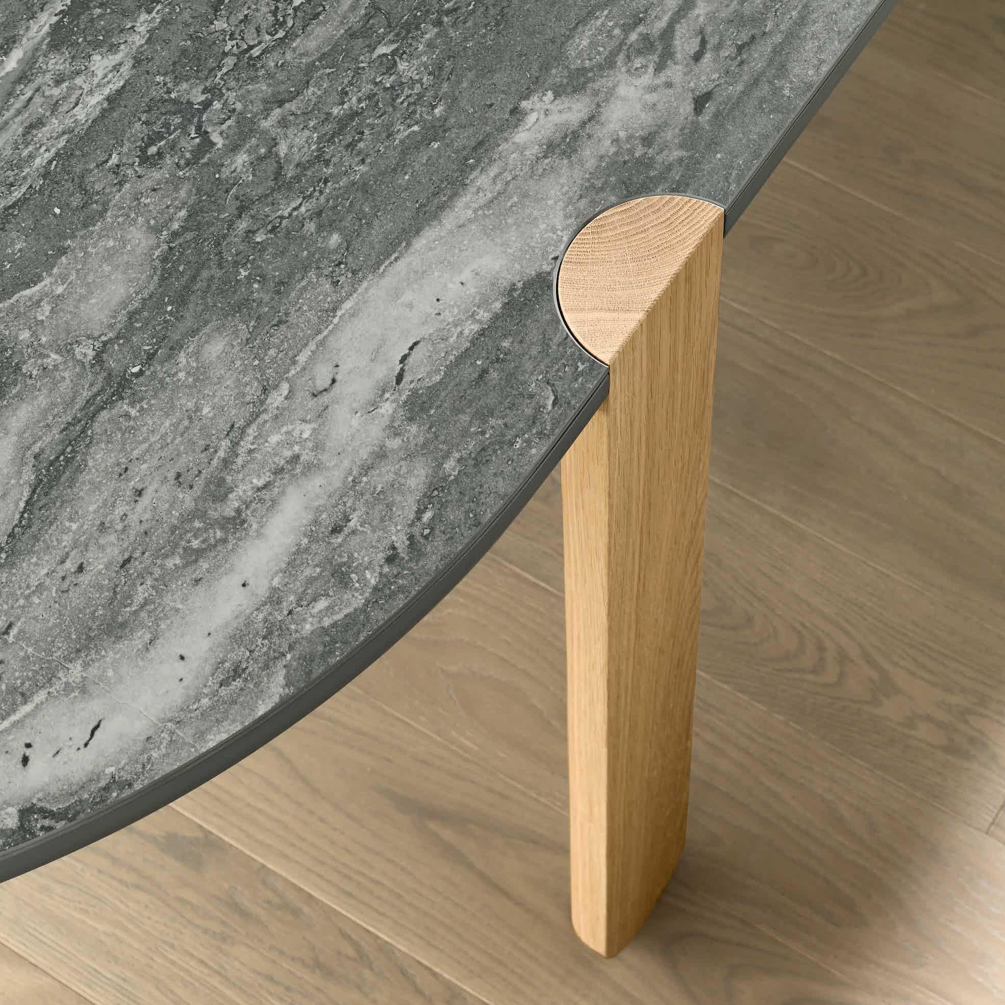 Miniforms Ovo Table Leg Detail Haute Living
