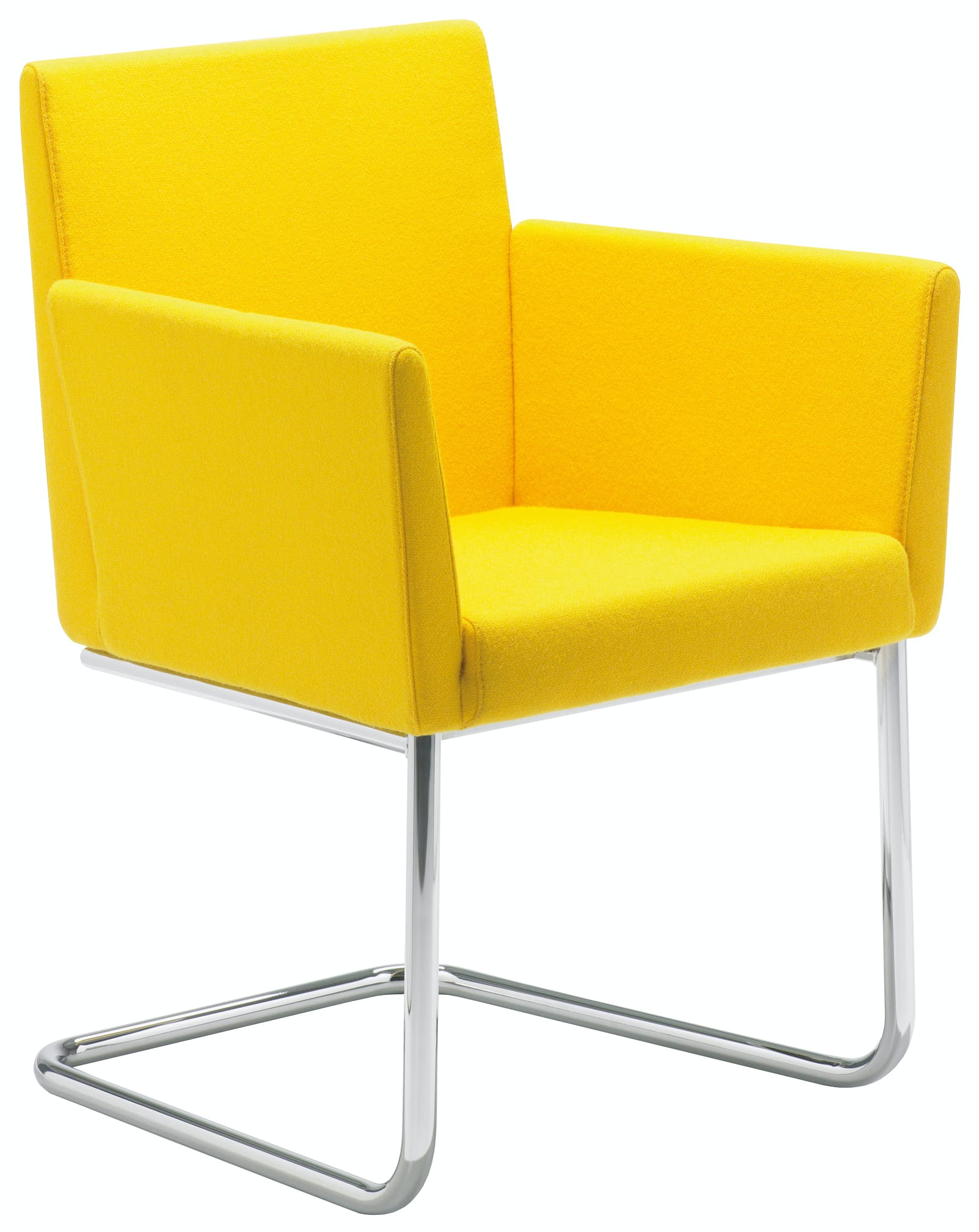 Artifort Yellow Paco Chair Thumbnail