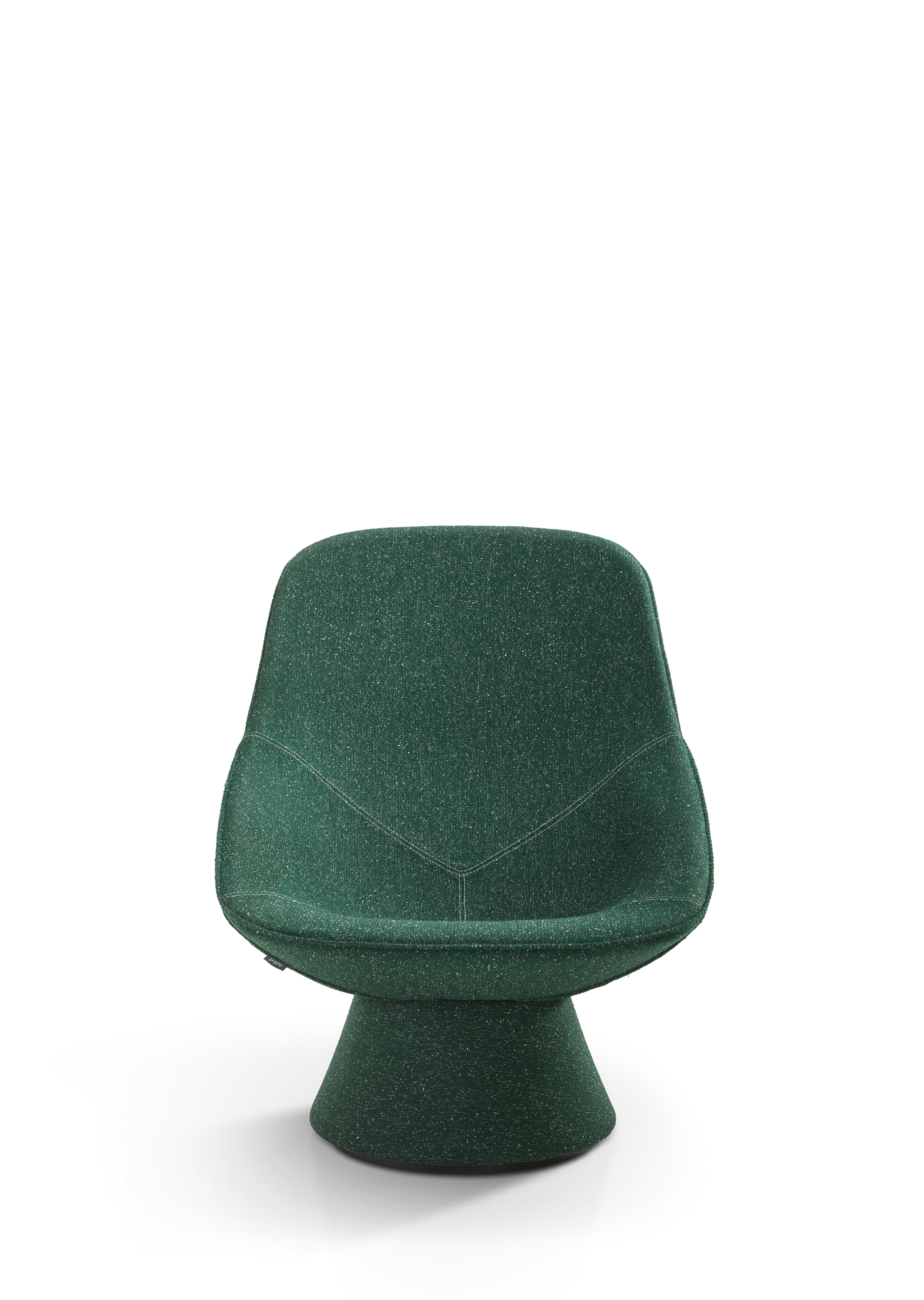 Artifort Green Pala Chair Front