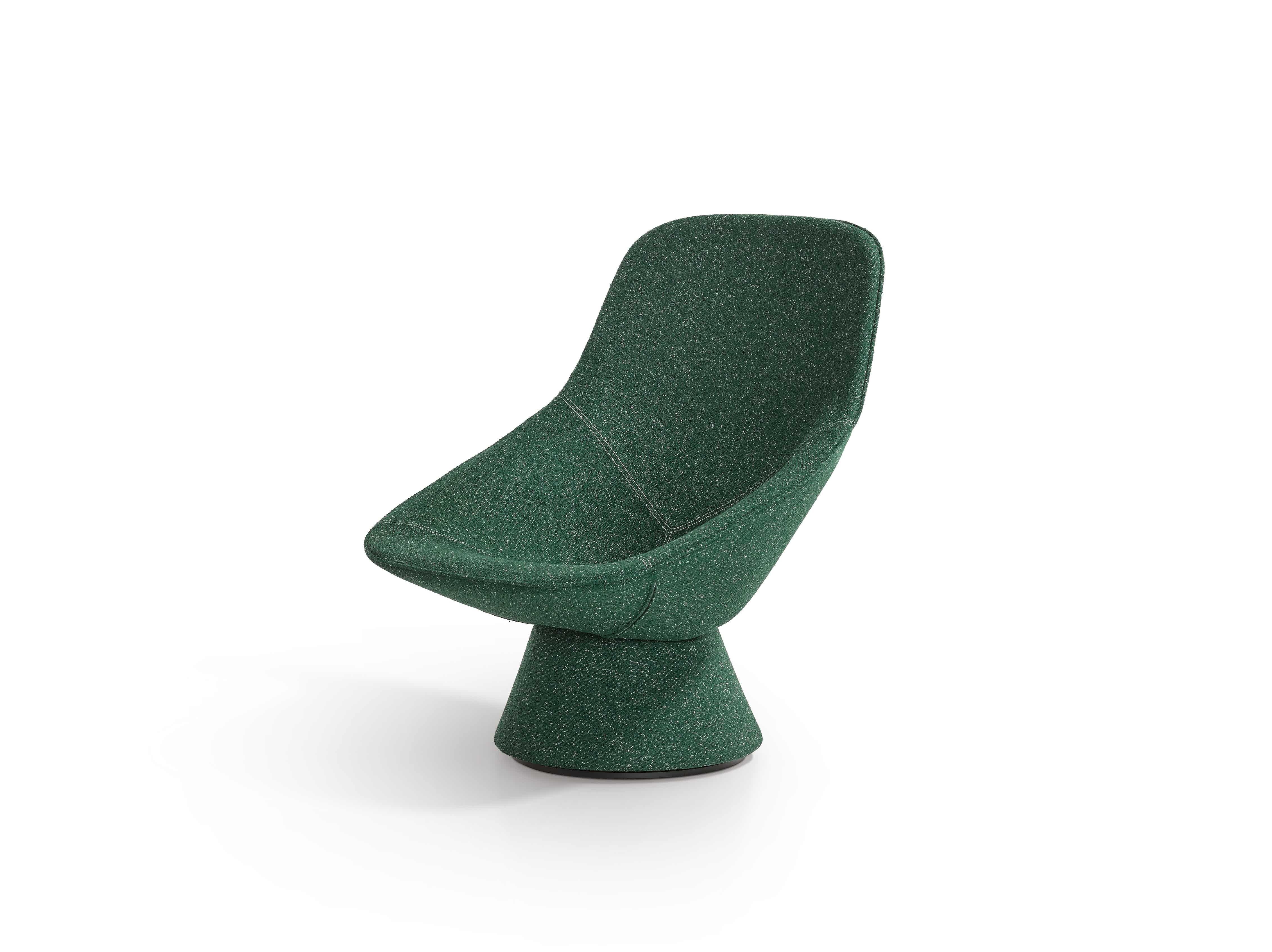 Artifort Green Pala Chair
