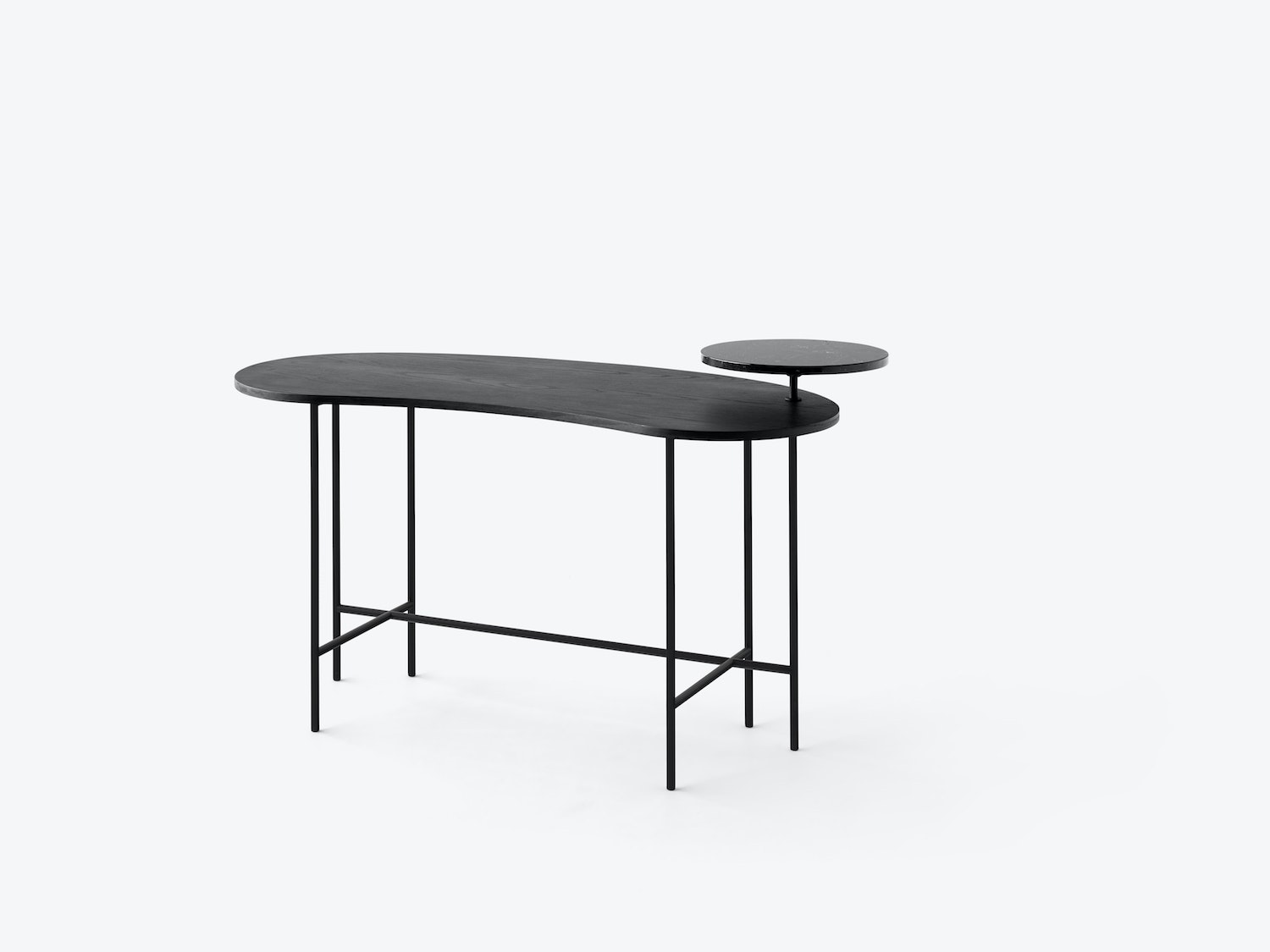 Palette Desk Black