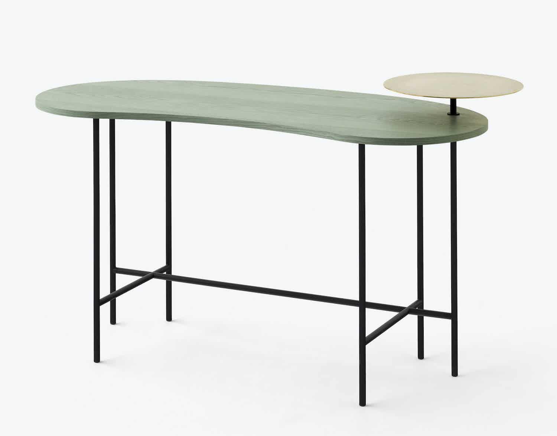 Tradition Palette Desk Jh9 Green Haute Living