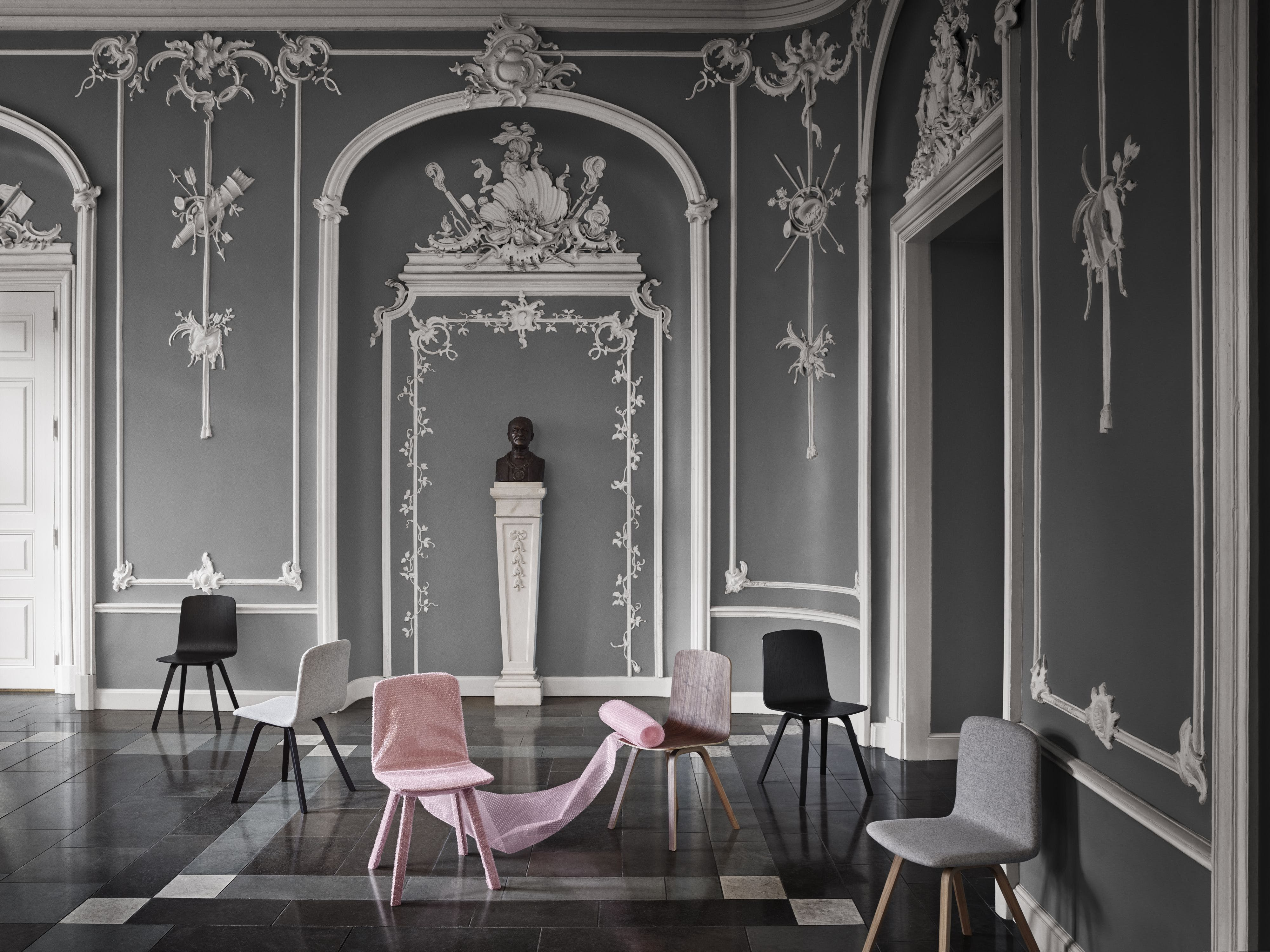 bolia palm dining chairs insitu assorted haute living