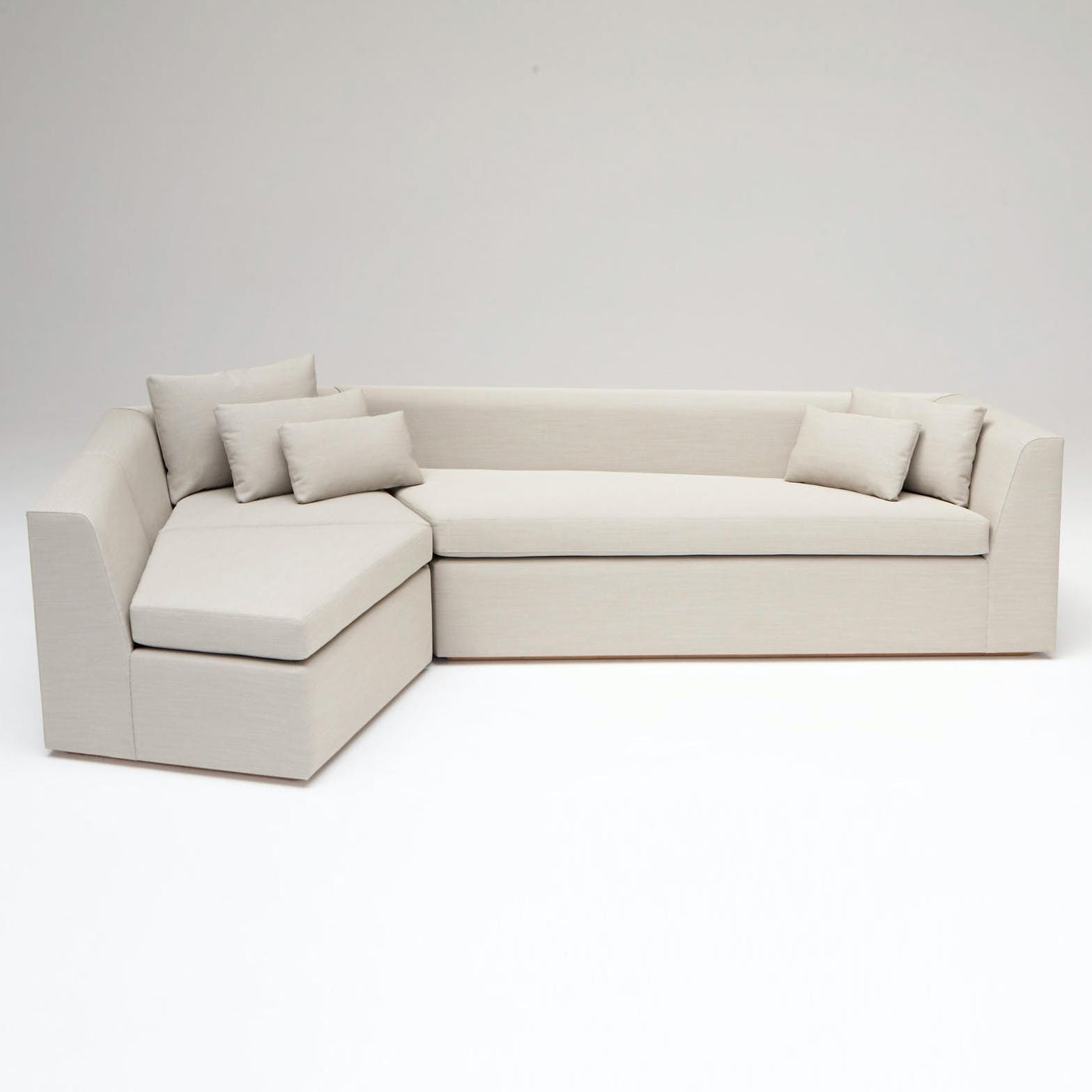 Phase Design Pangaea Sectional Angle Haute Living