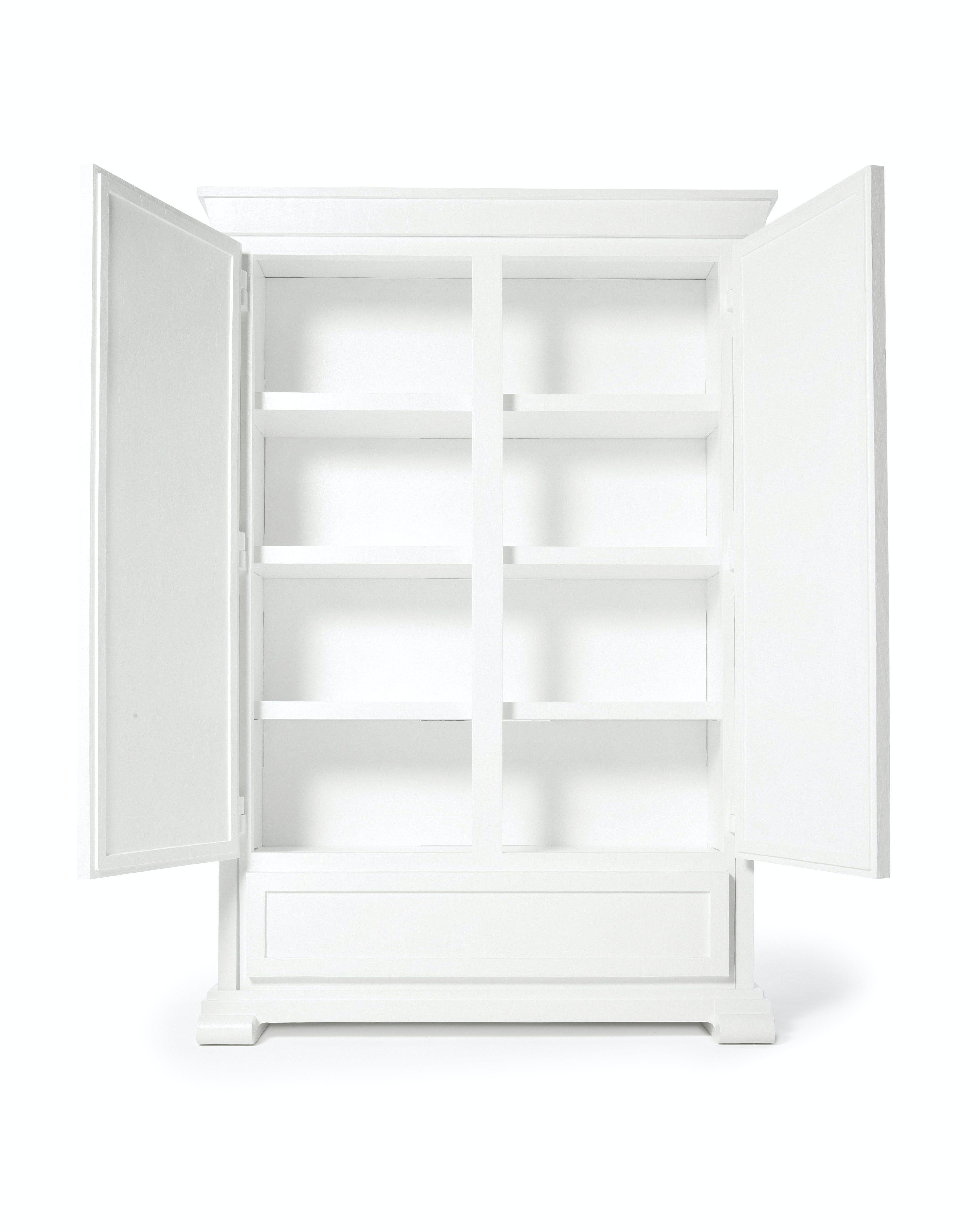 Paper Cupboard Open