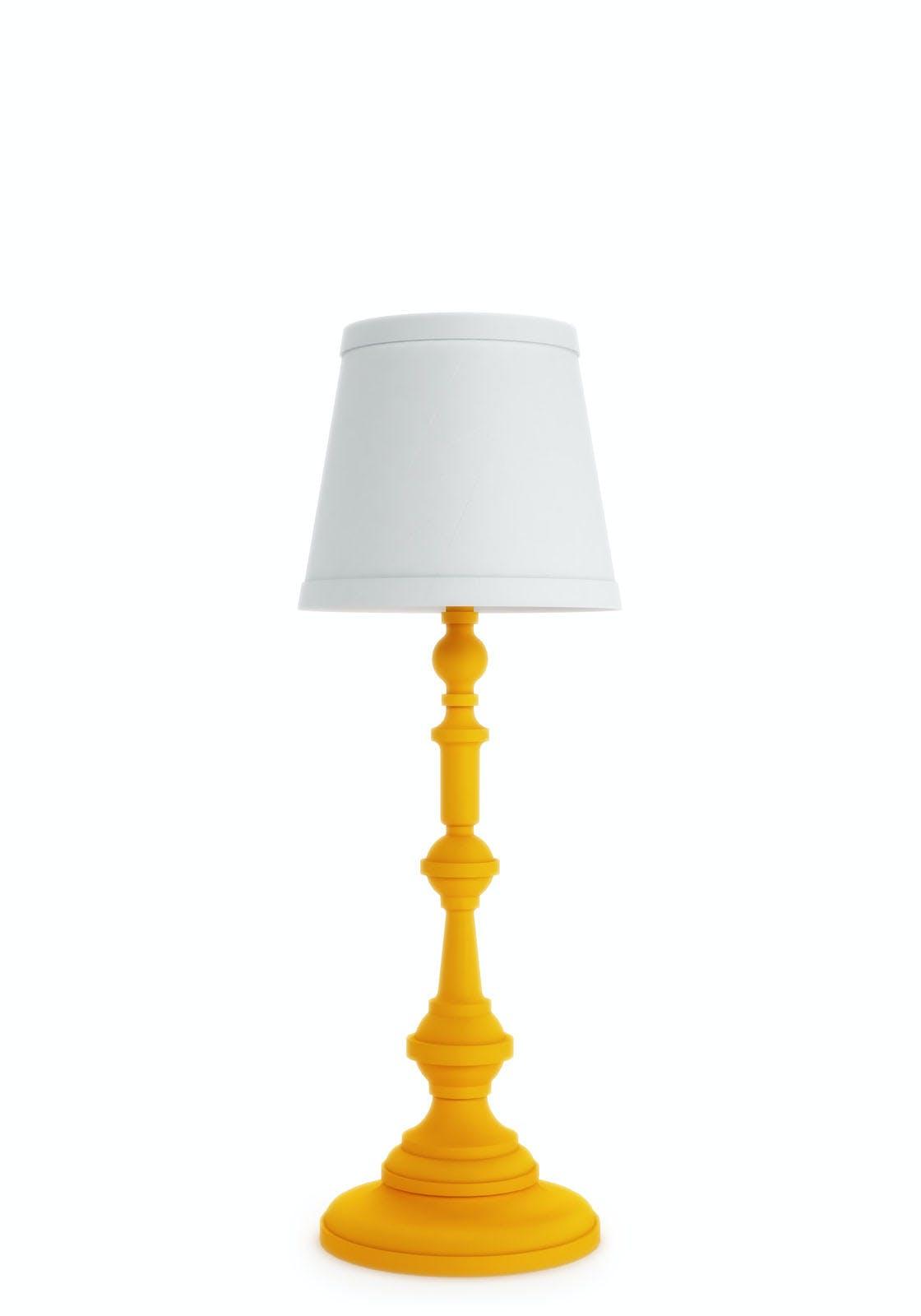 Paper Floor Lamp Patchwork R