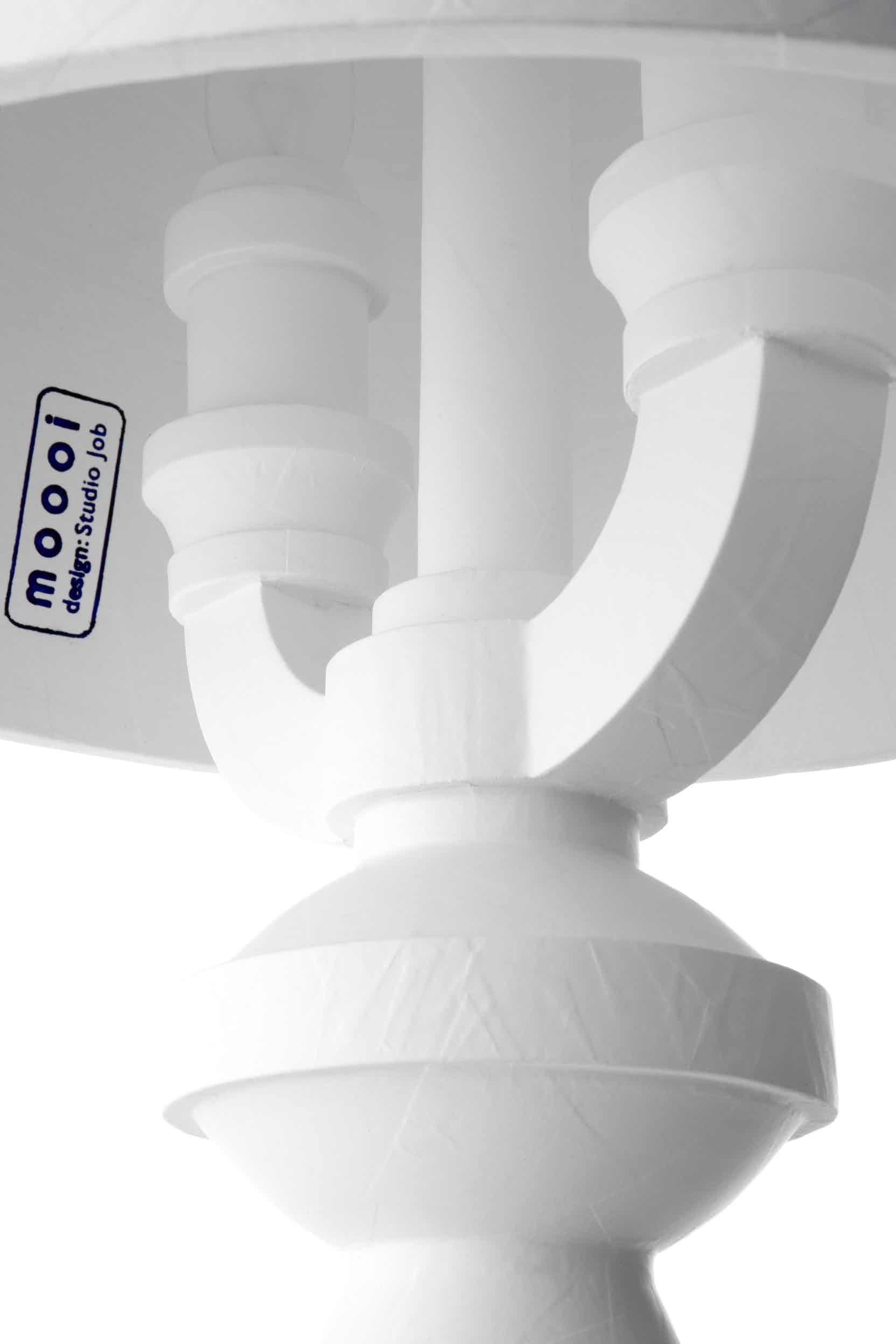 Papertablelamp Detail