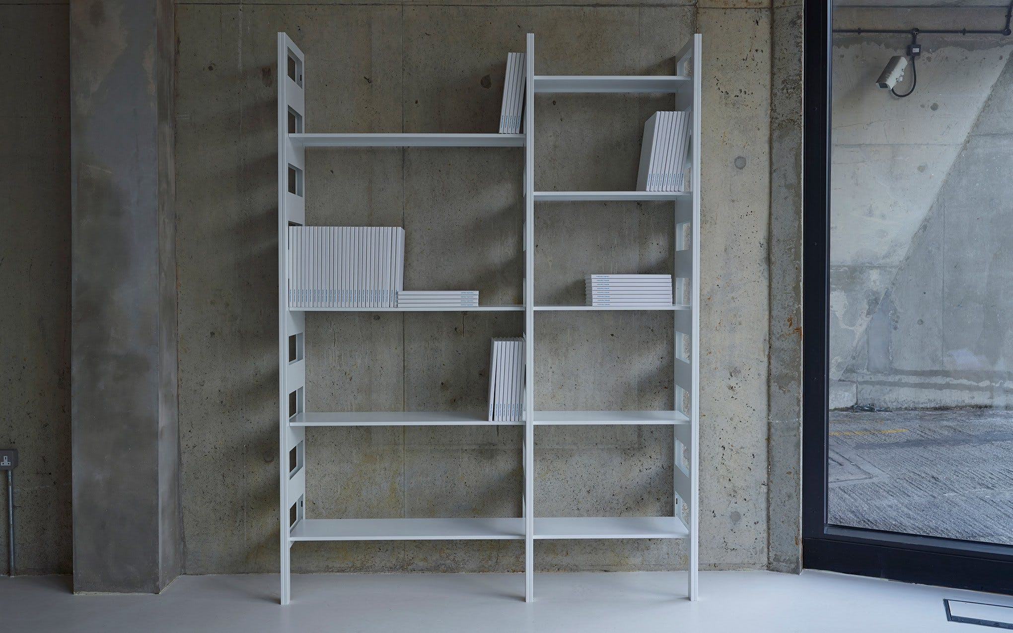 Parallel Shelves 4