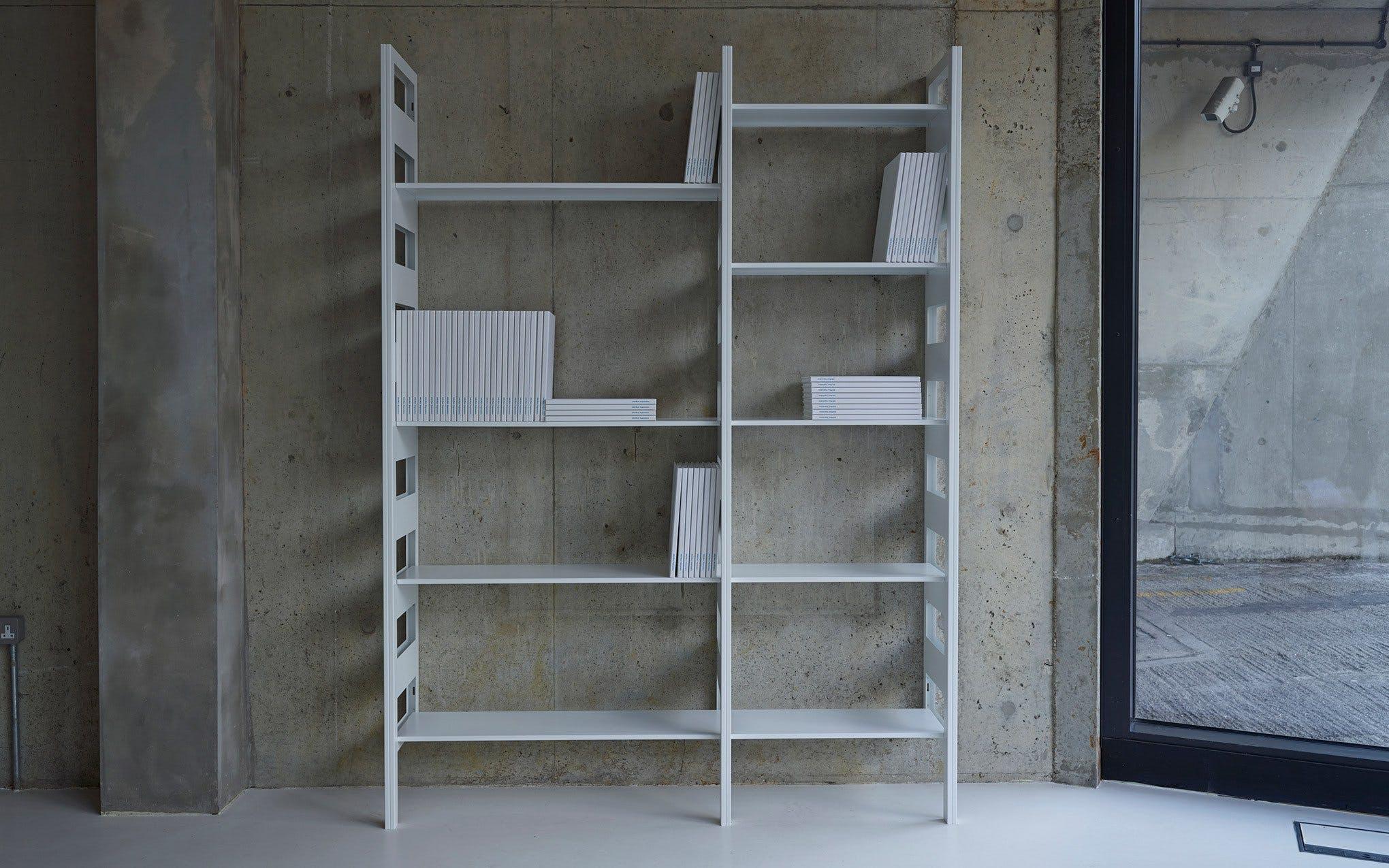 Parallel Shelves 4