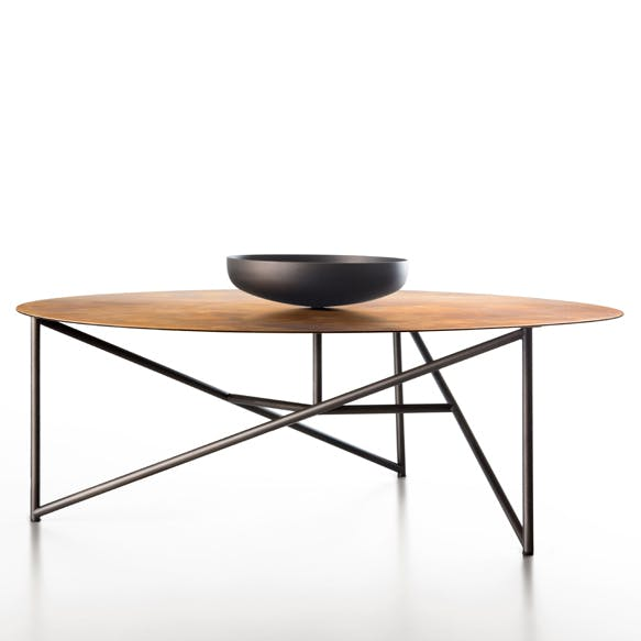 De Castelli Parsec Table Front Bowl Haute Living Thumbnail