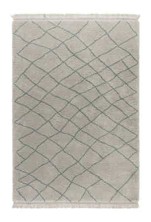 Limited Edition Rugs Pasha Berber Rug Grey Malibu Top Haute Living