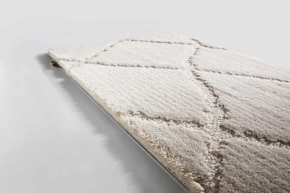 Limited Edition Rugs Pasha Rug Quartz Haute Living