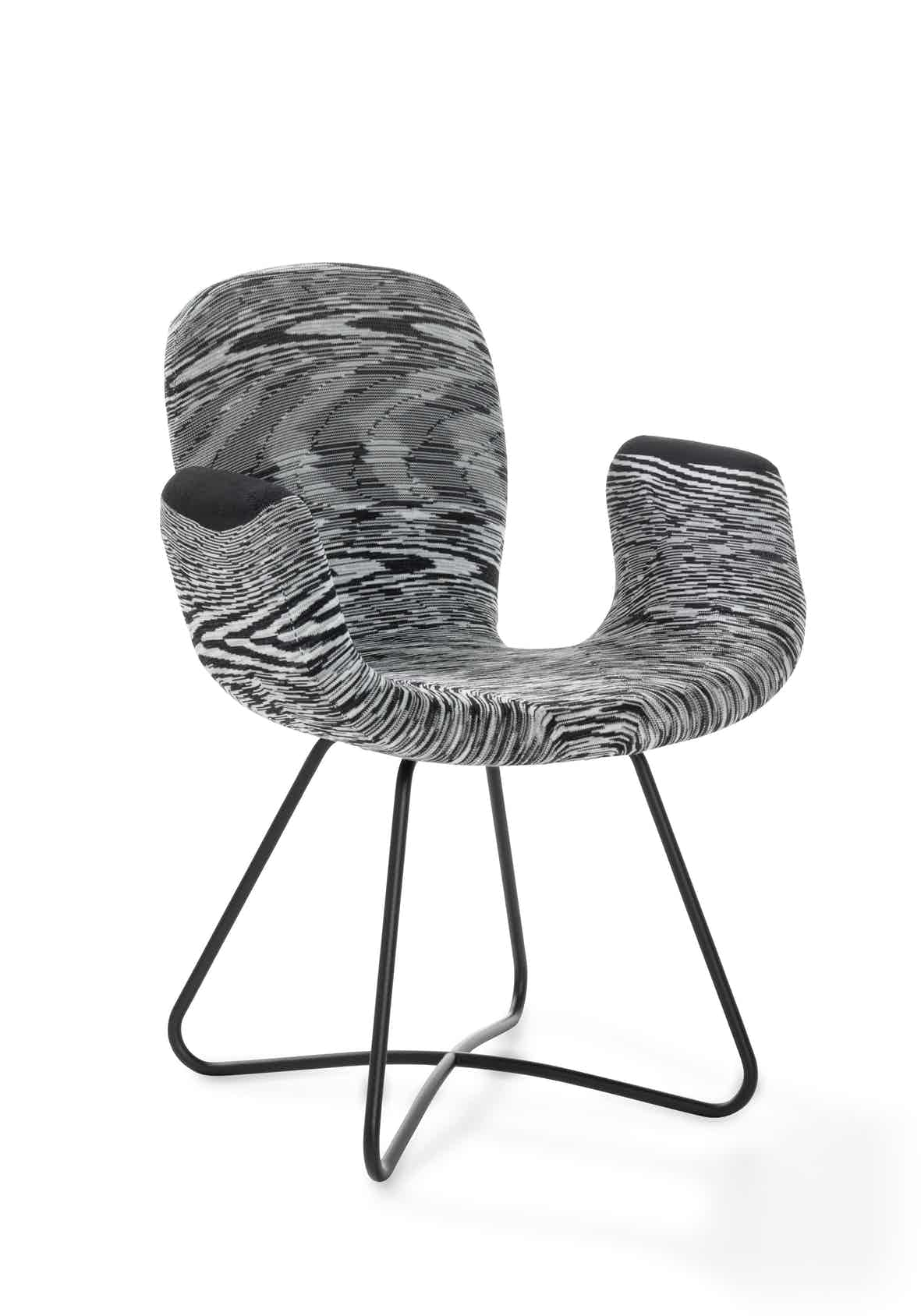Artifort Missoni Patch Chair