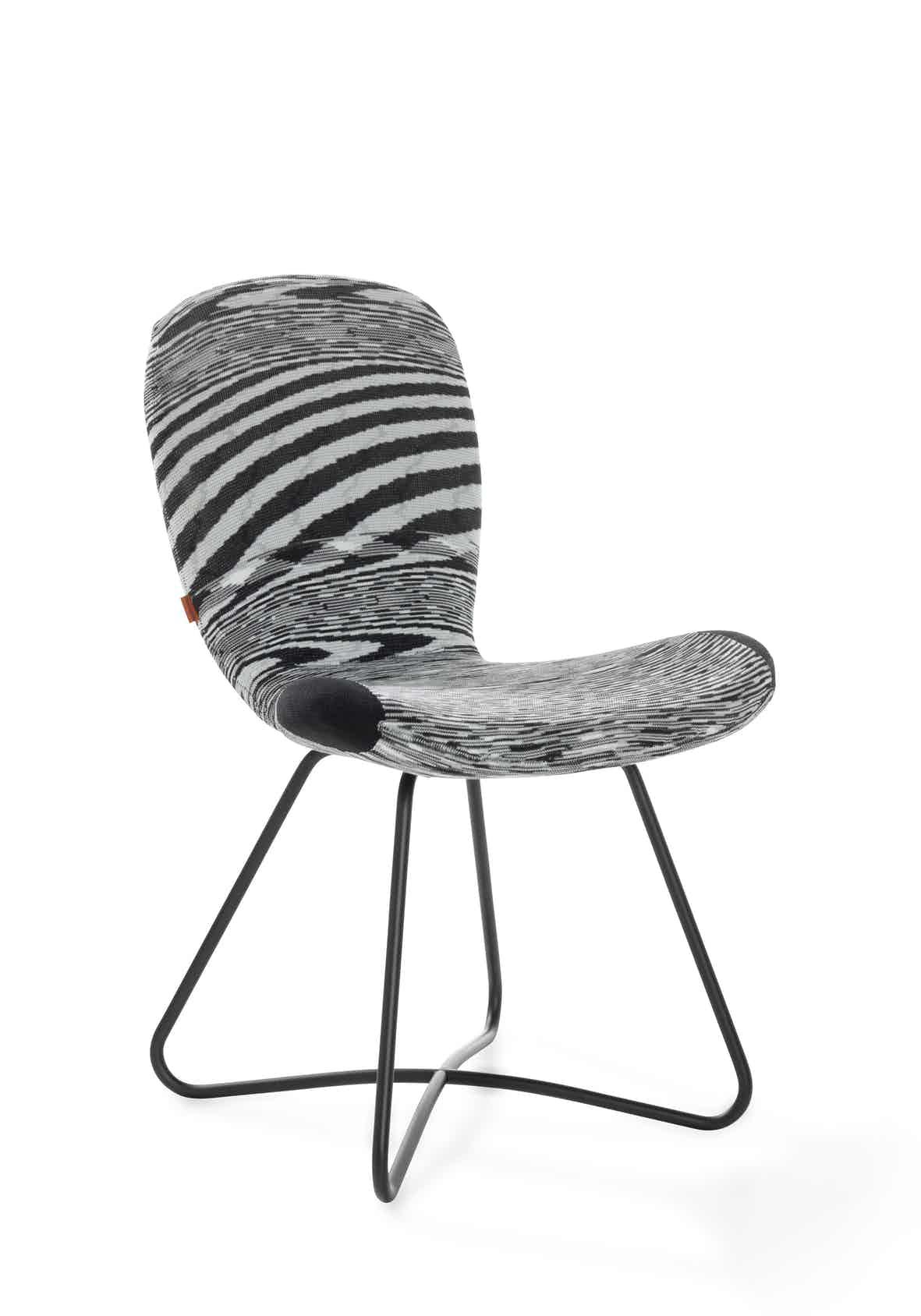 Artifort Missoni Printed Patch Chair