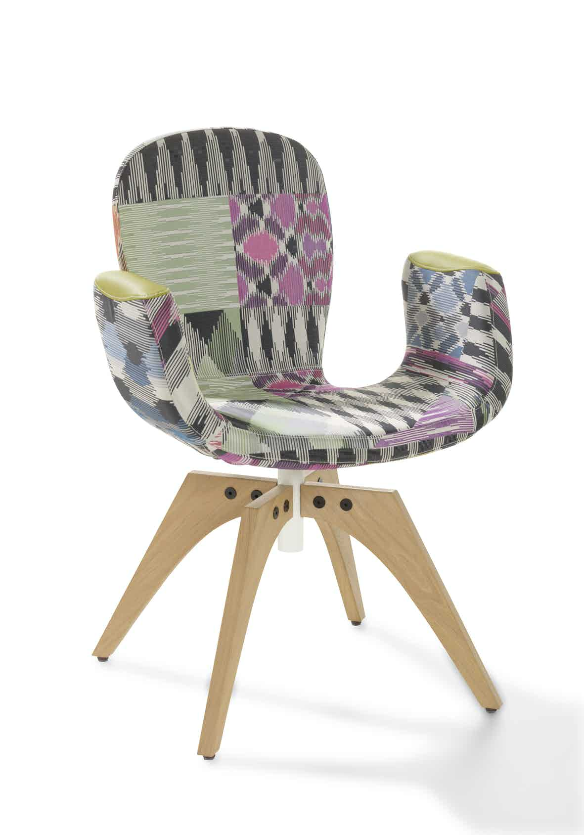 Artifort Patchwork Patch Chair