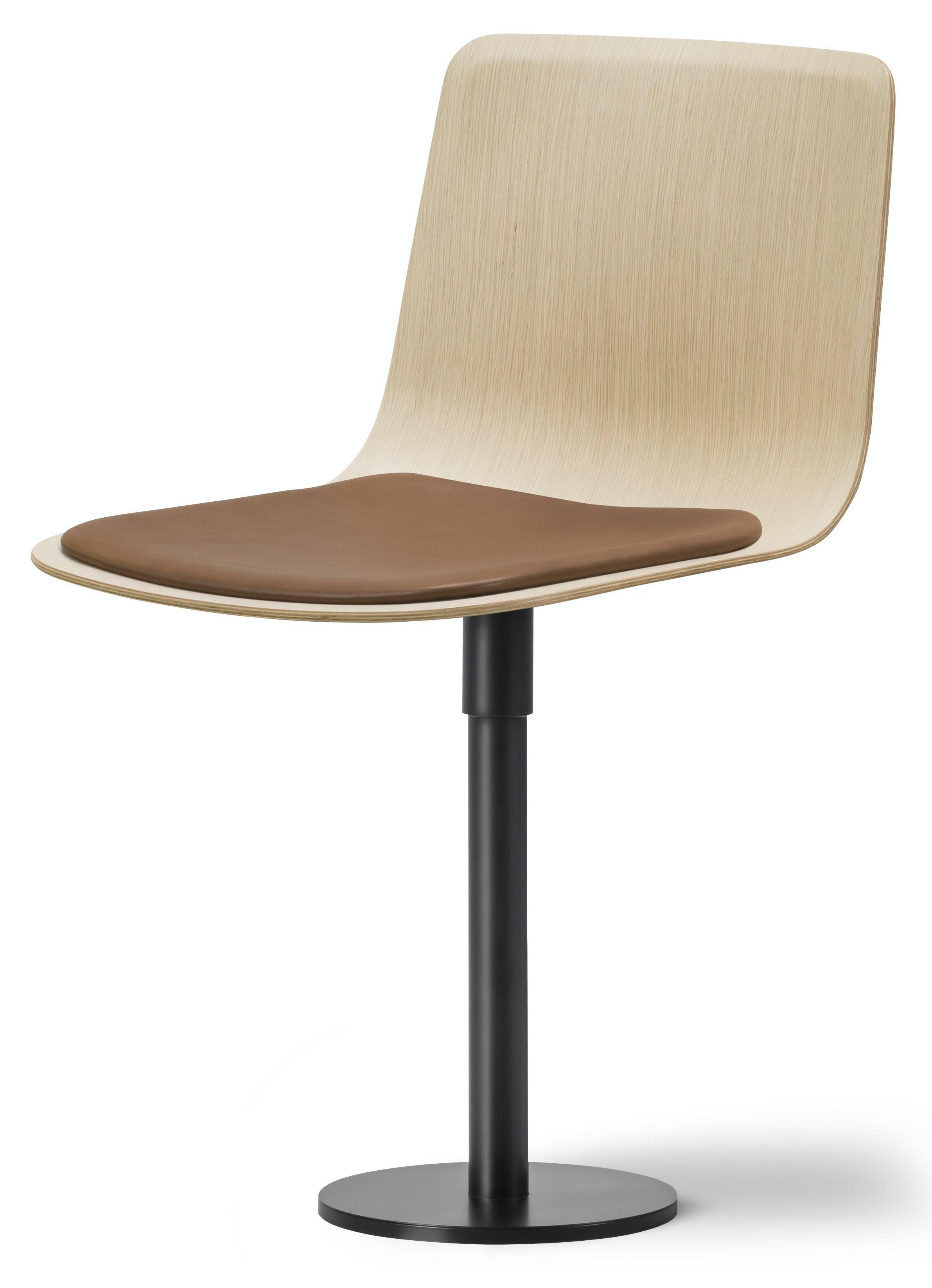 Fredericia Pato Column Chair Veneer Side Haute Living