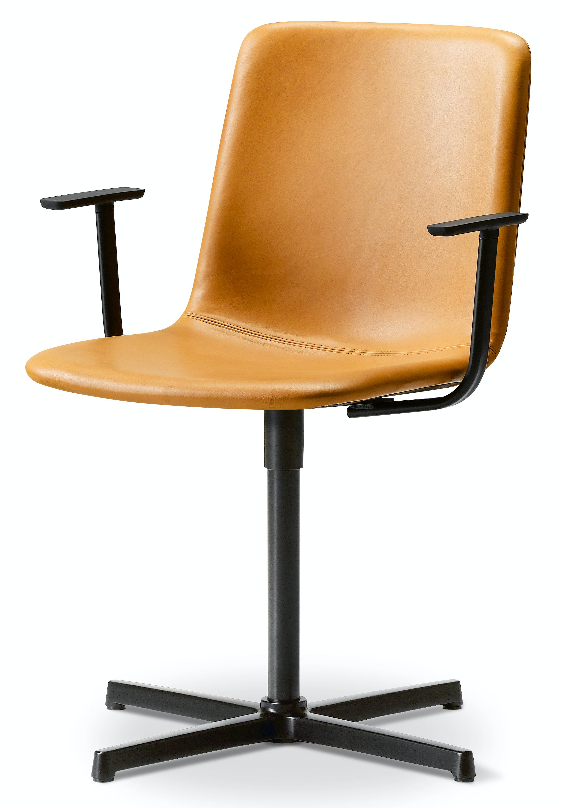 Fredericia Pato Executive Chair Angle Haute Living