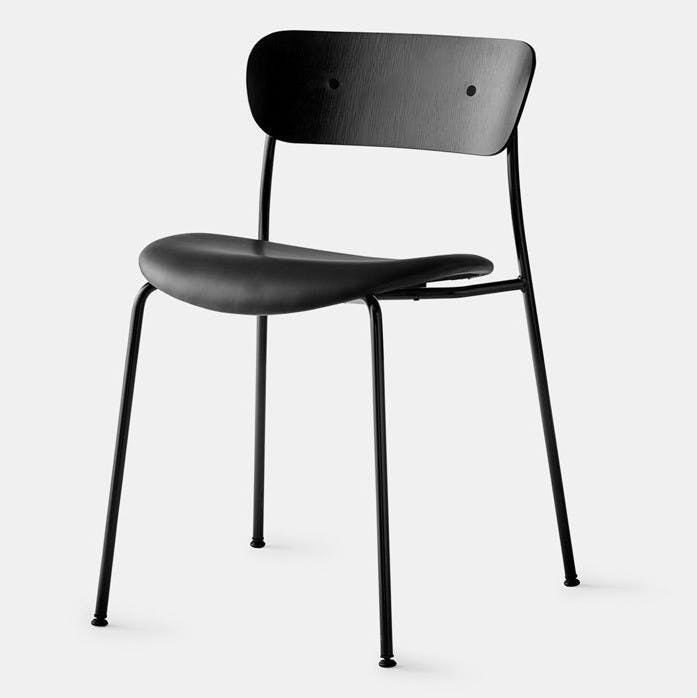 Tradition Pavilion Chair Av1 Black Black Haute Living