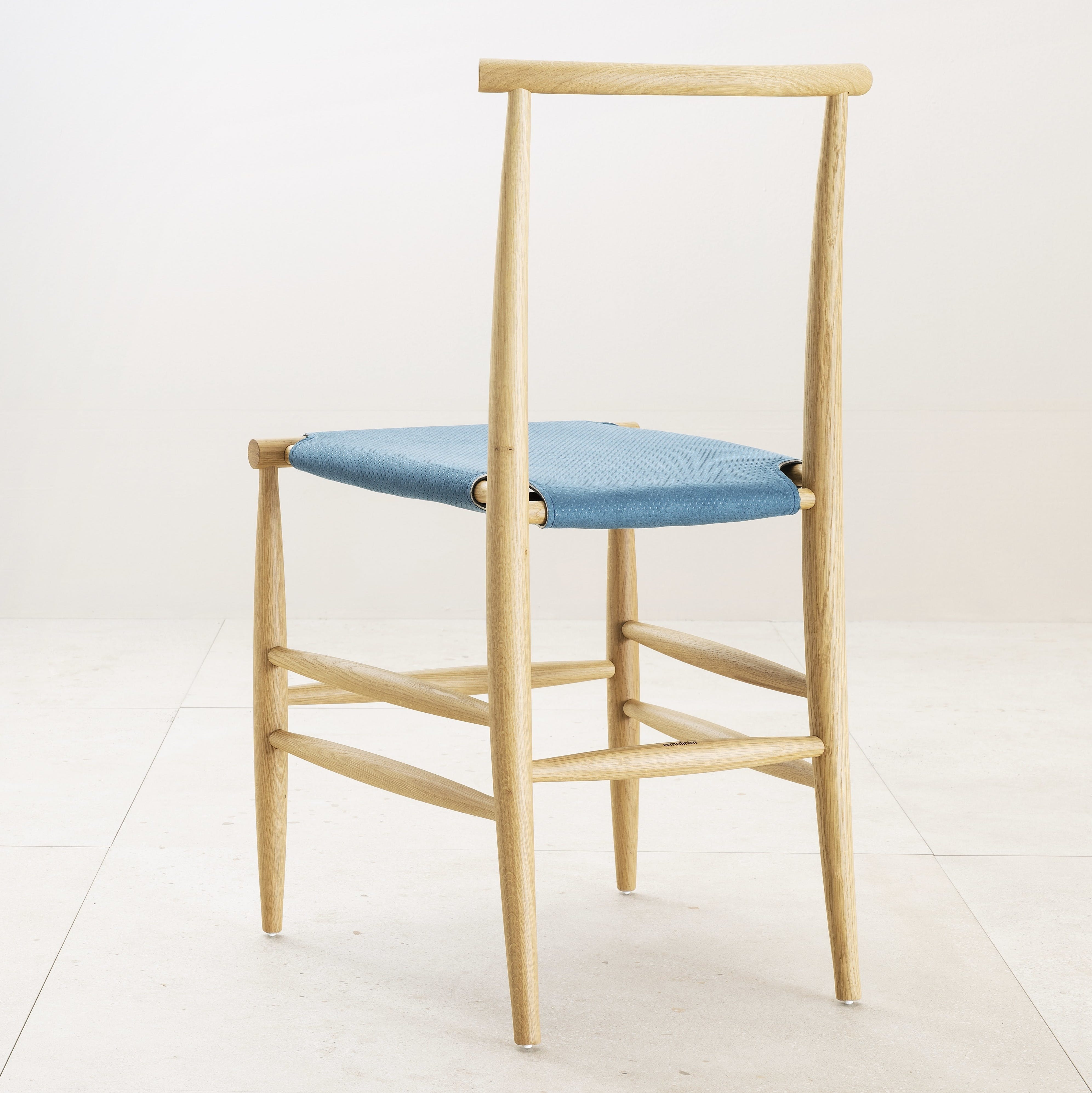 Miniforms Pelleossa Chair Back Haute Living