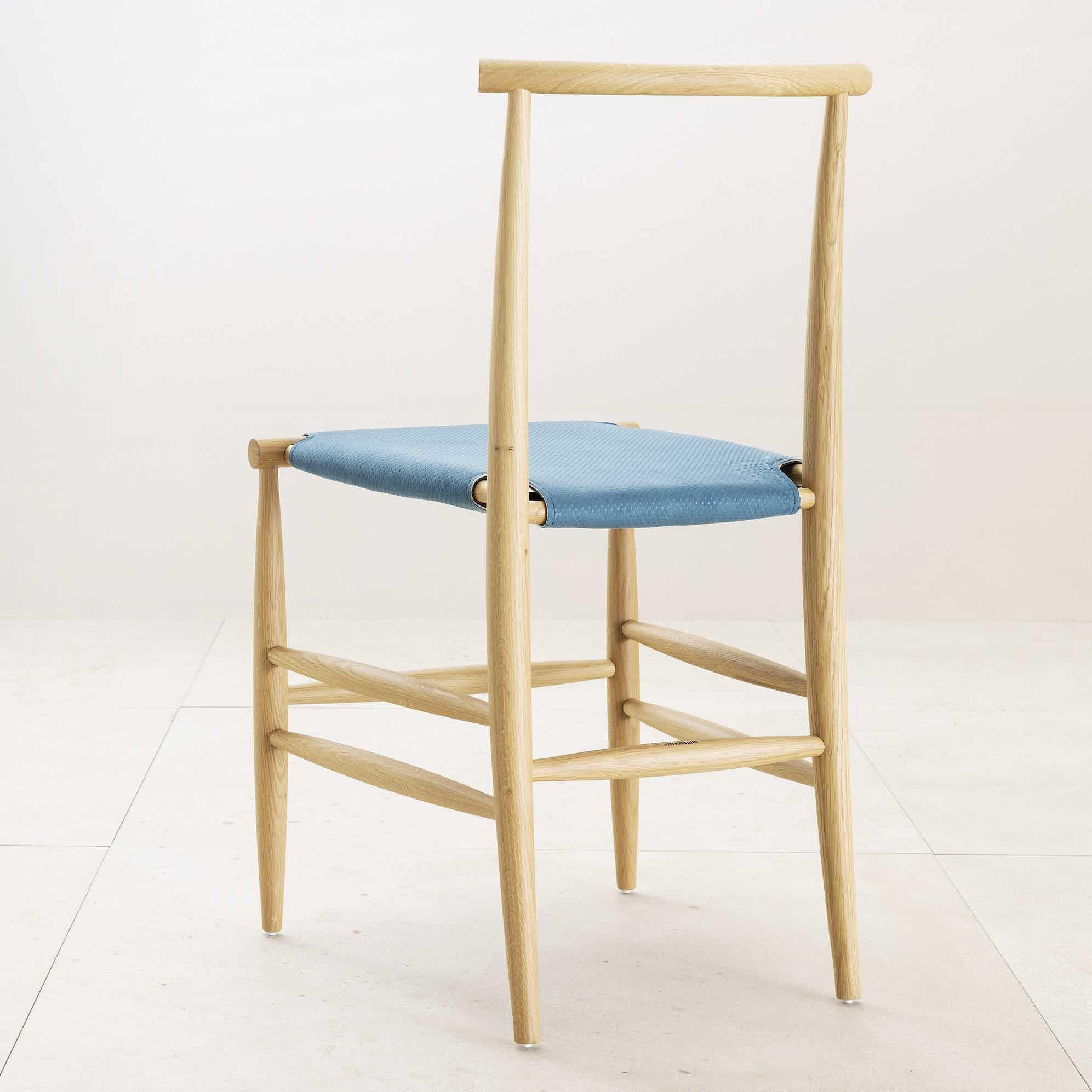 Miniforms Pelleossa Chair Back Haute Living