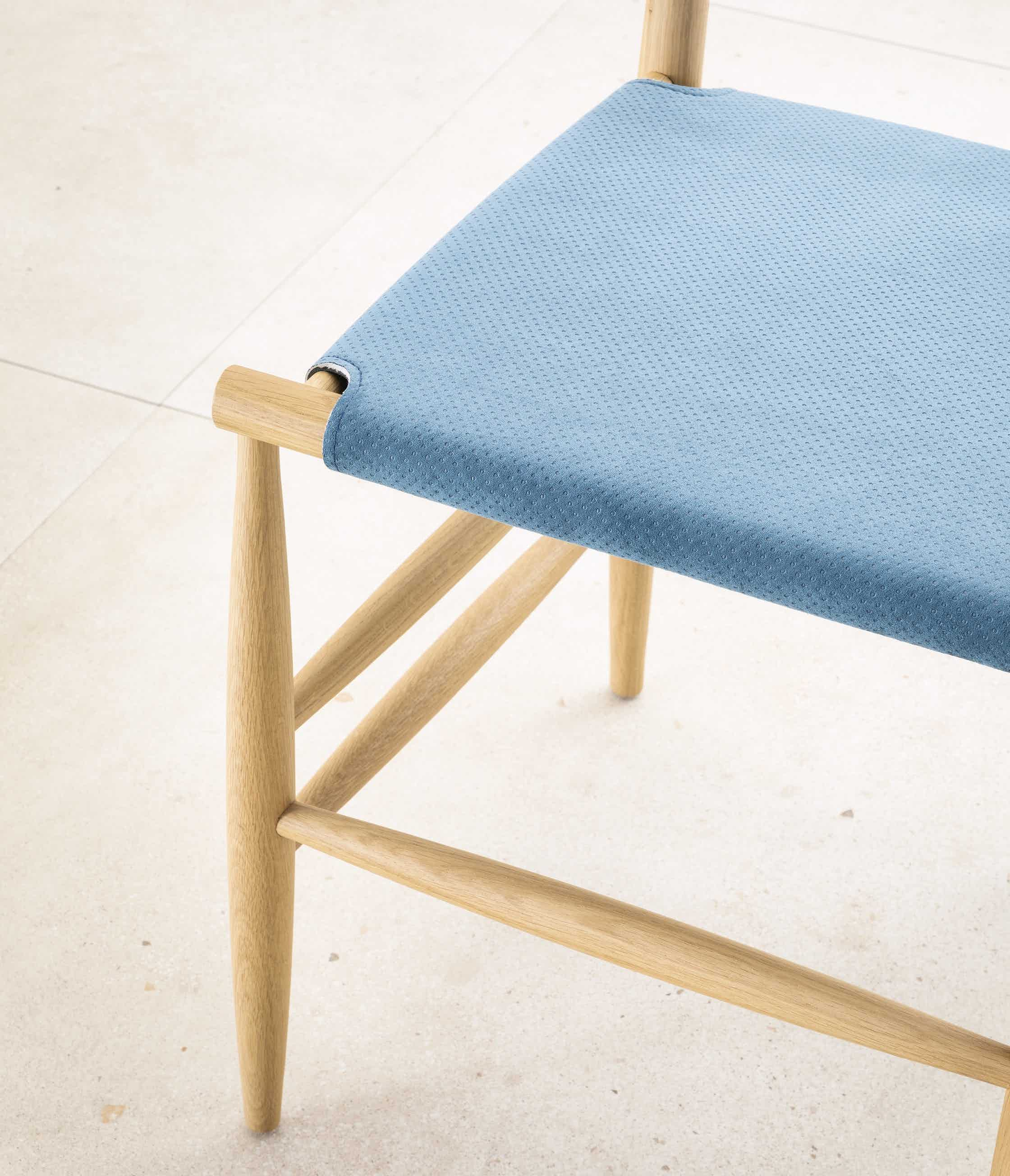 Miniforms Pelleossa Chair Detail Haute Living