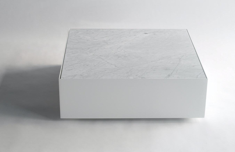 Phase Design Reza Feiz Marble Ballot Coffee Table 3