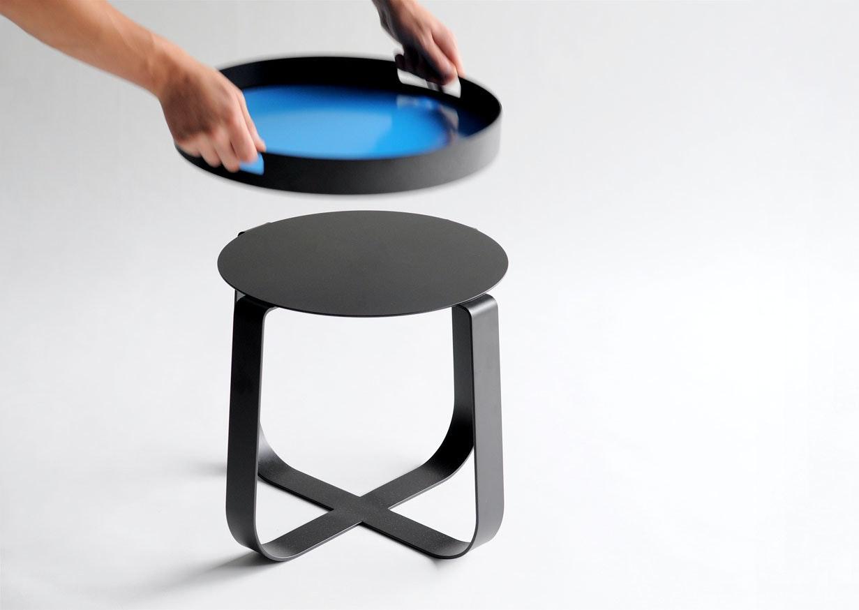 Phase Design Reza Feiz Primi Tray Table 2