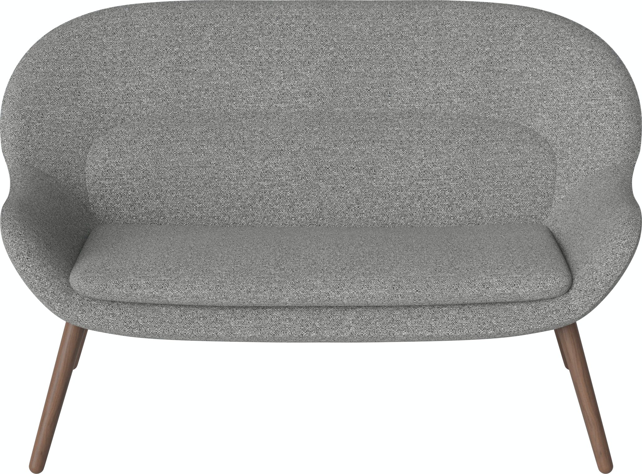 Bolia Grey Philippa Sofa Front