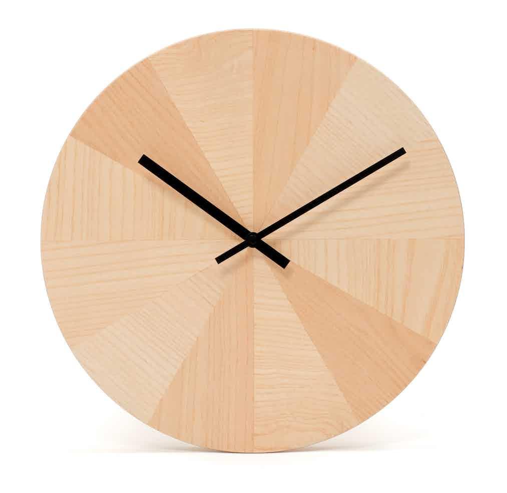 Discipline Pieces Of Time Clock Black Hands Haute Living