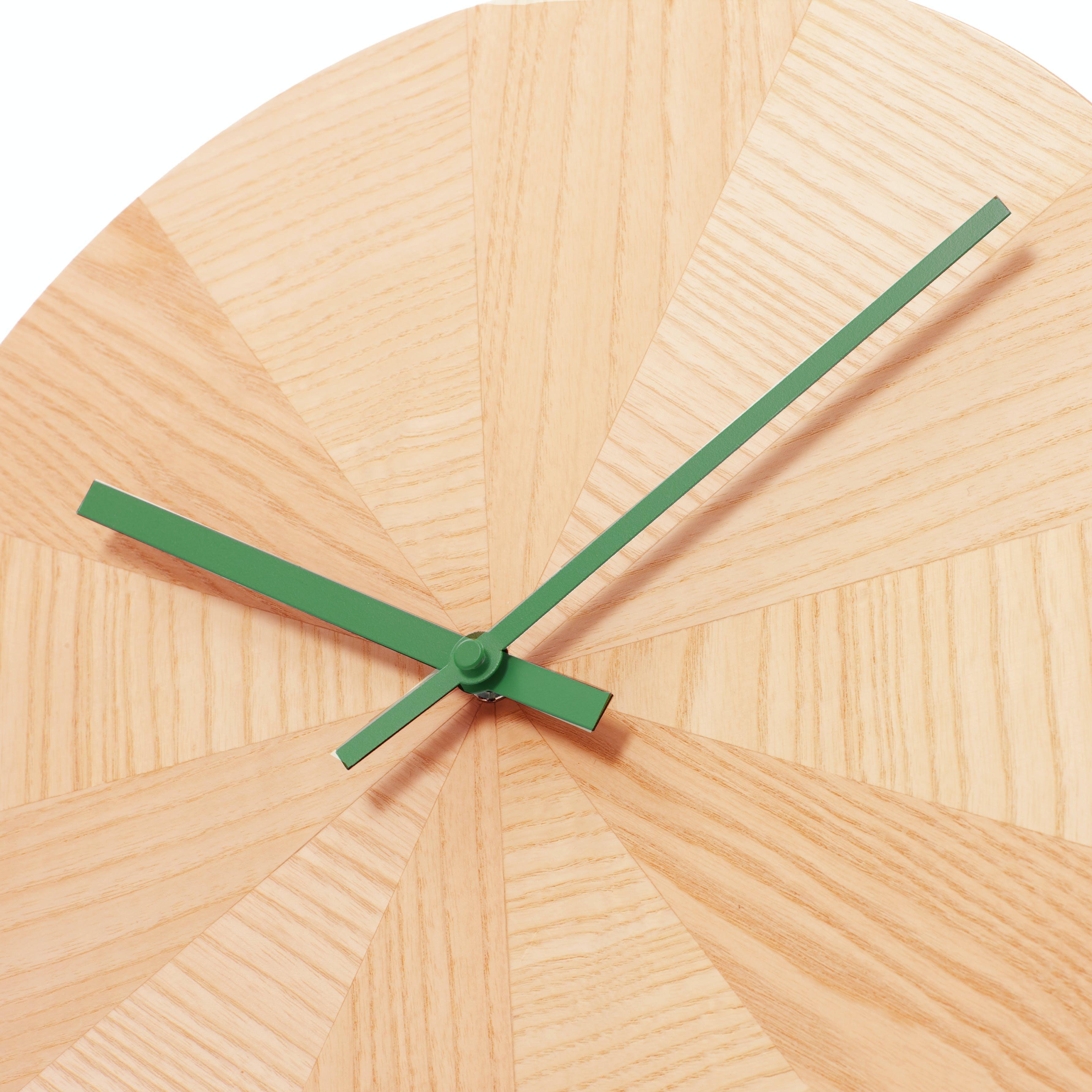 Discipline Pieces Of Time Clock Detail Haute Living