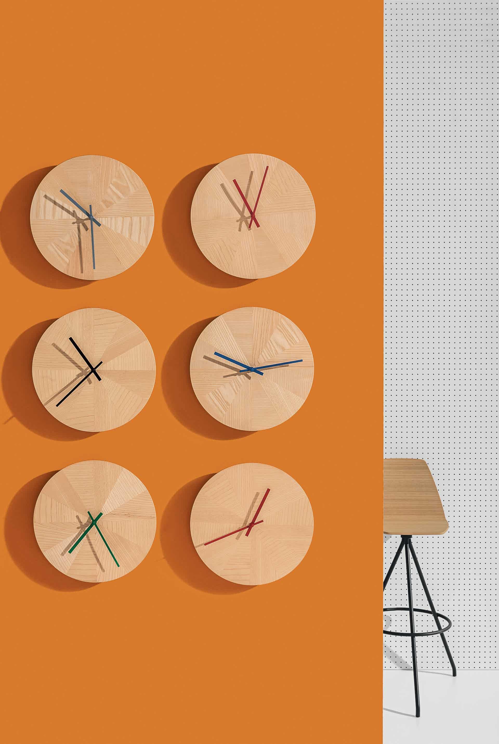 Discipline Pieces Of Time Clock Insitu Haute Living